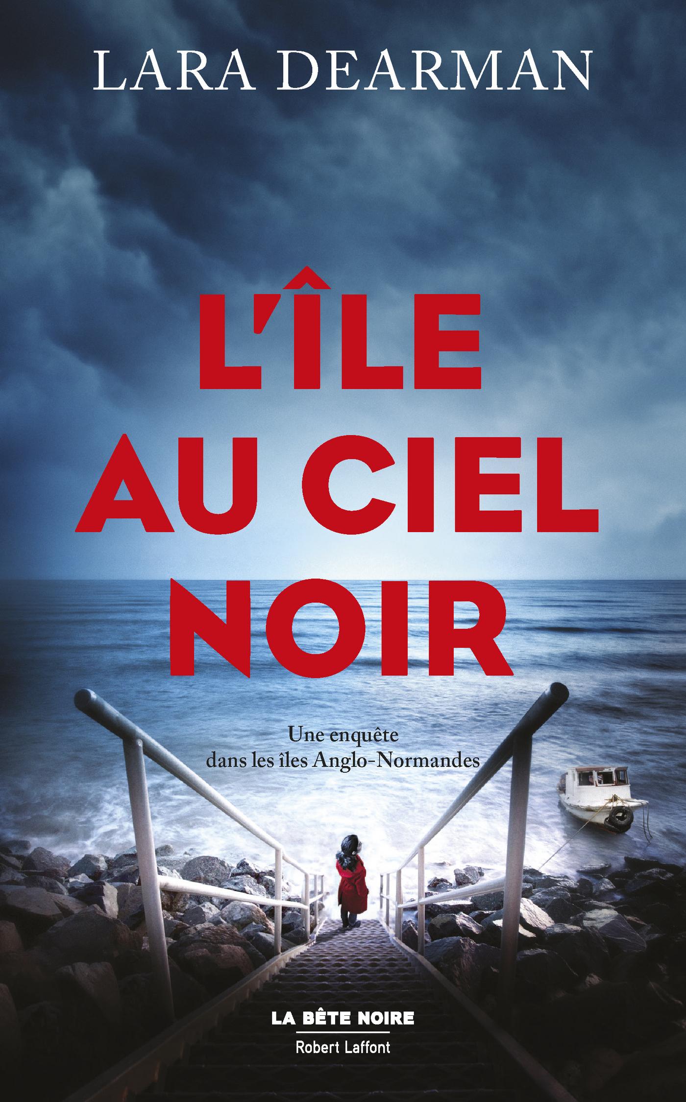 L'Île au ciel noir | DEARMAN, Lara