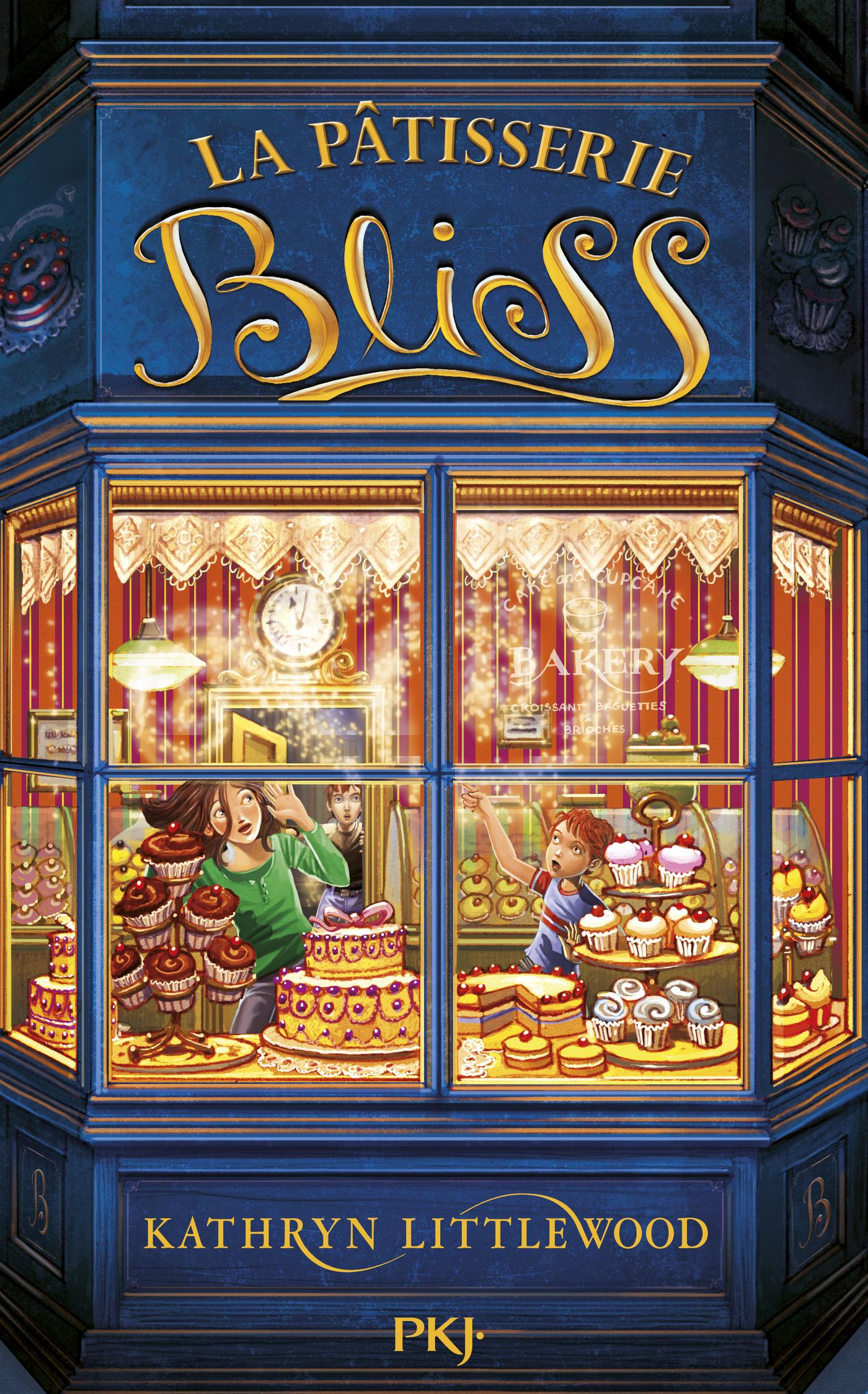 La pâtisserie Bliss tome 1