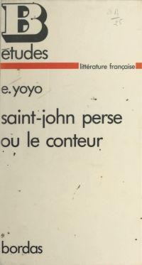 Saint-John Perse et le conteur