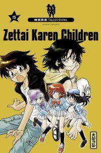 Zettai Karen Children - Tom...