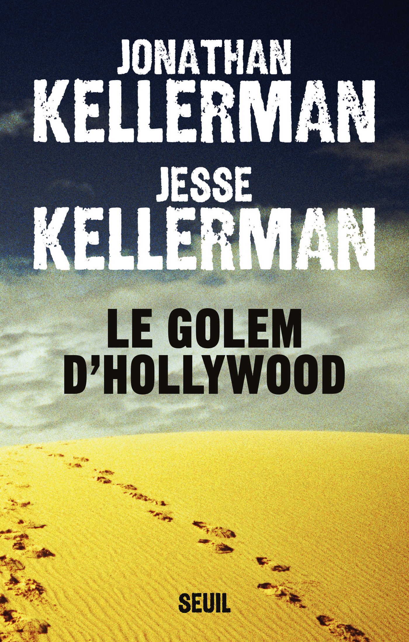 Le Golem d'Hollywood | Kellerman, Jonathan