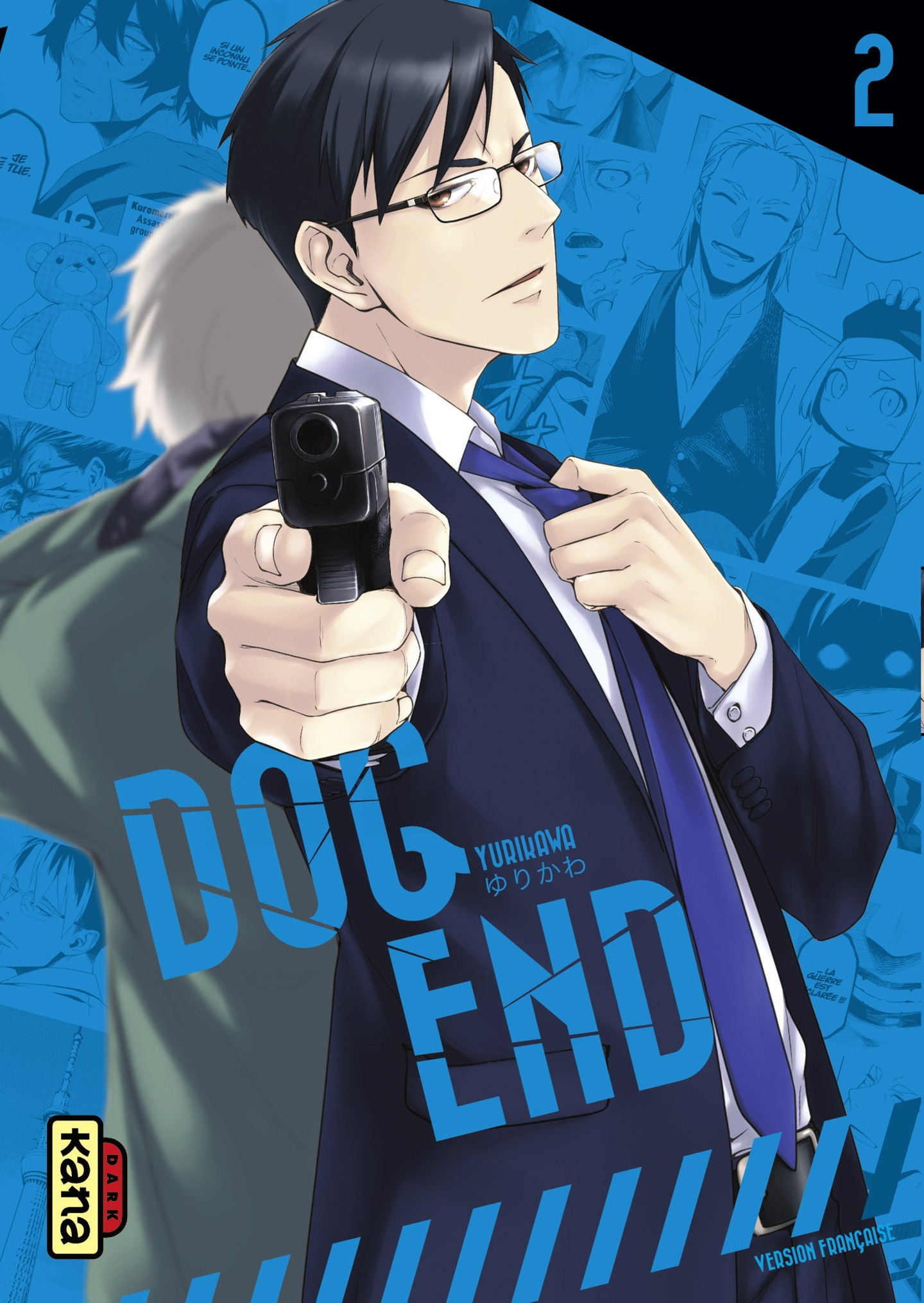 Dog End, tome 2