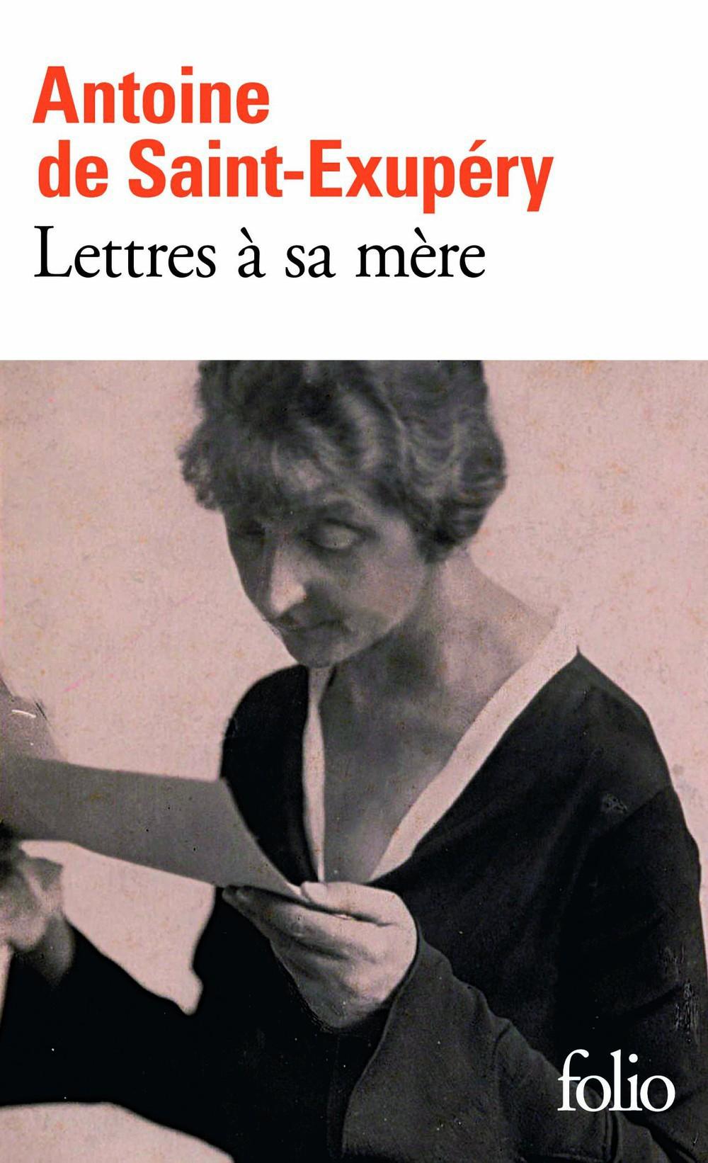 Lettres à sa mère