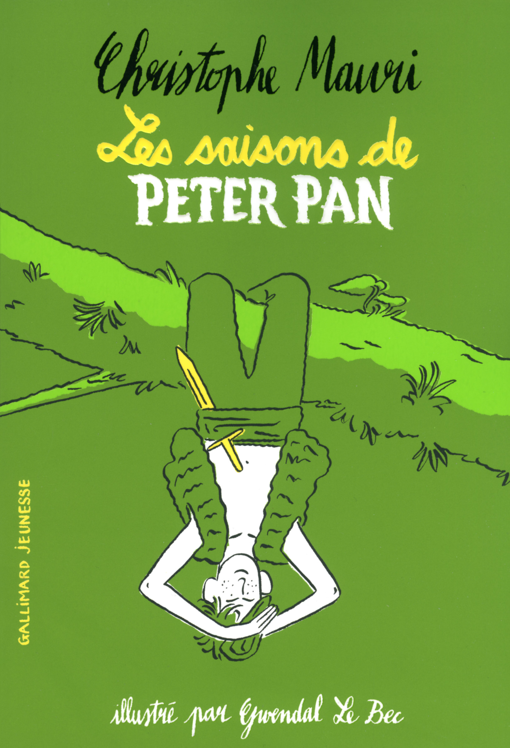 Les saisons de Peter Pan | Mauri, Christophe