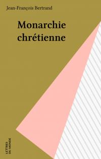 Monarchie chrétienne