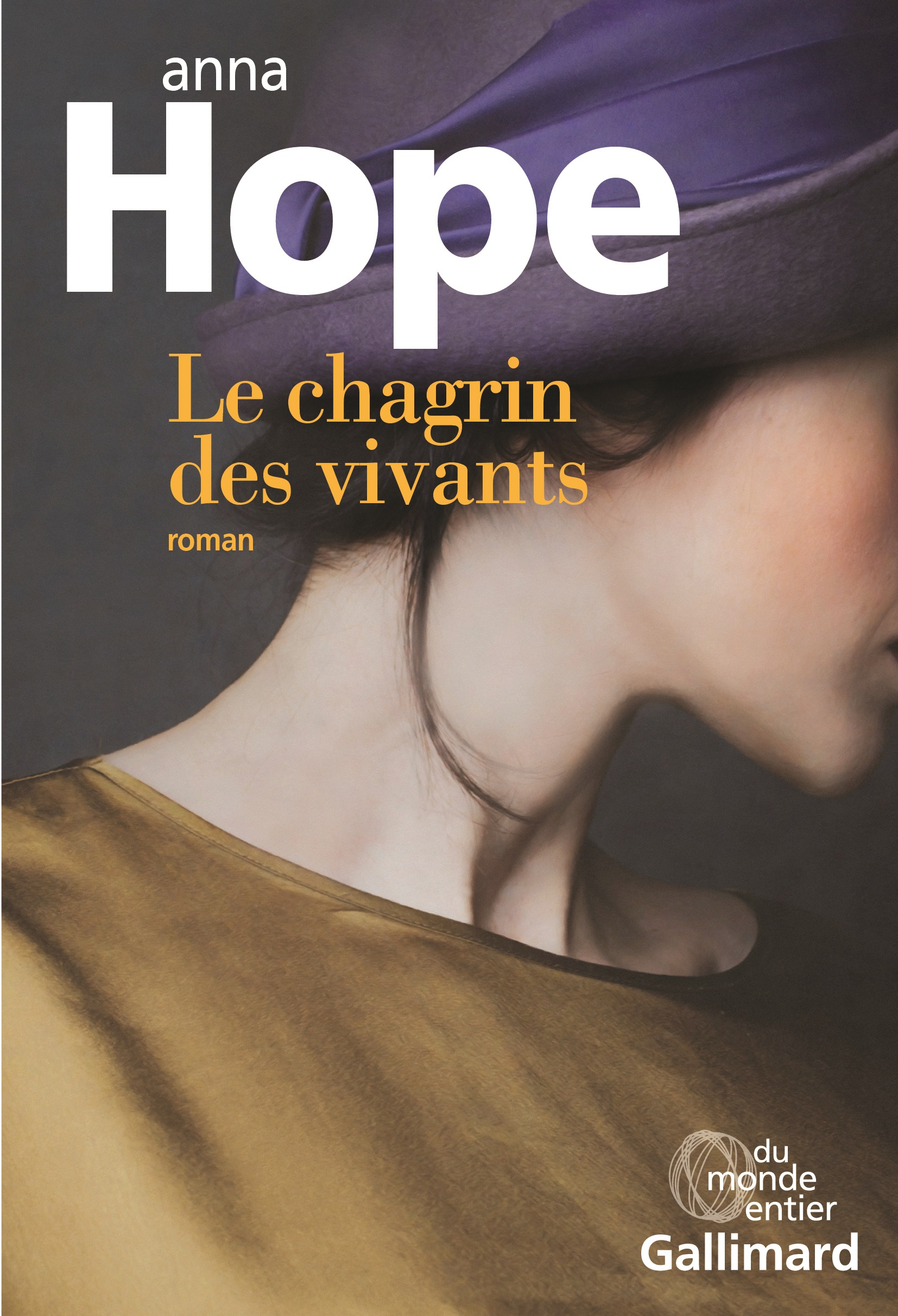 Le chagrin des vivants | Hope, Anna