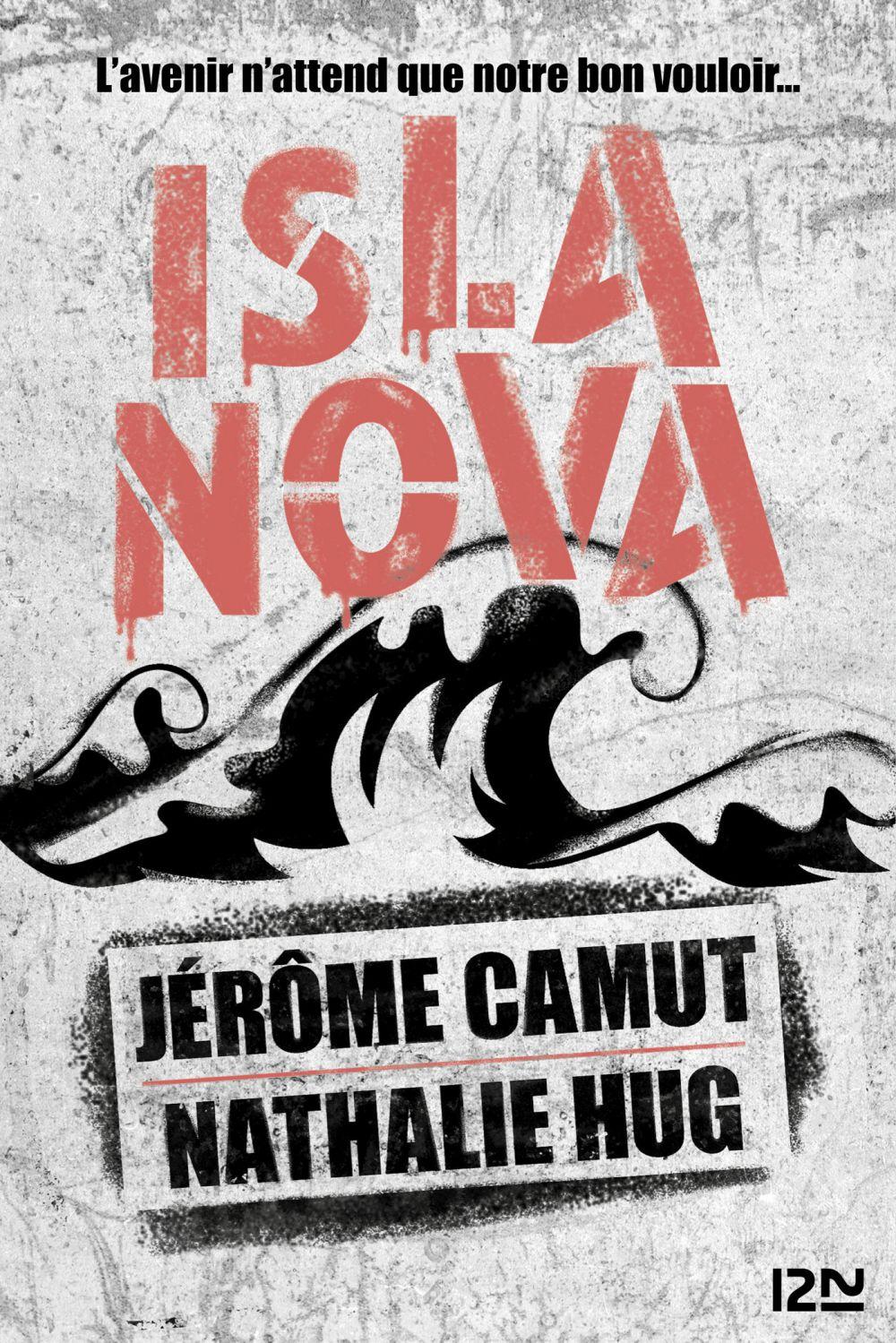 Islanova | Camut, Jérôme (1968-....). Auteur