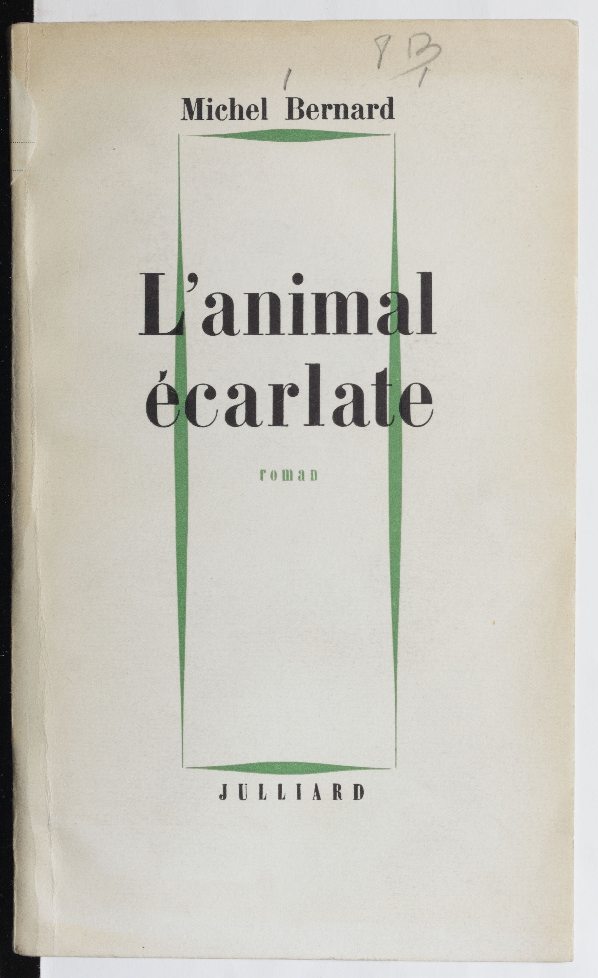 L'animal écarlate