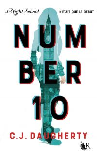 Number 10 - édition française | DAUGHERTY, C.J.. Auteur