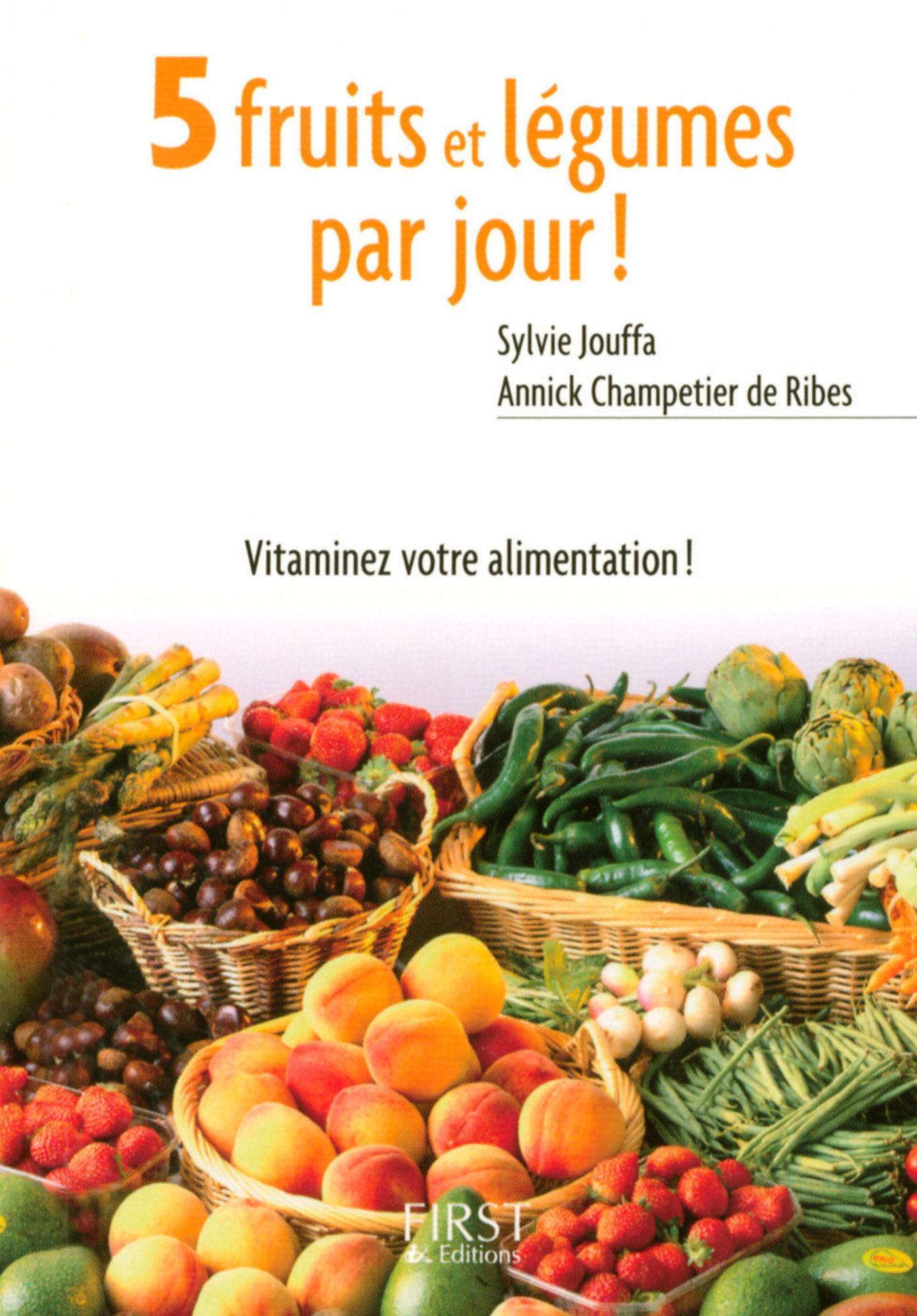 Le Petit Livre de - 5 fruits et légumes par jour
