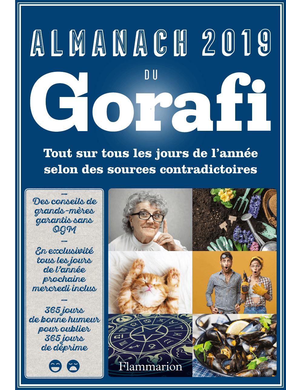Almanach illustré du Gorafi
