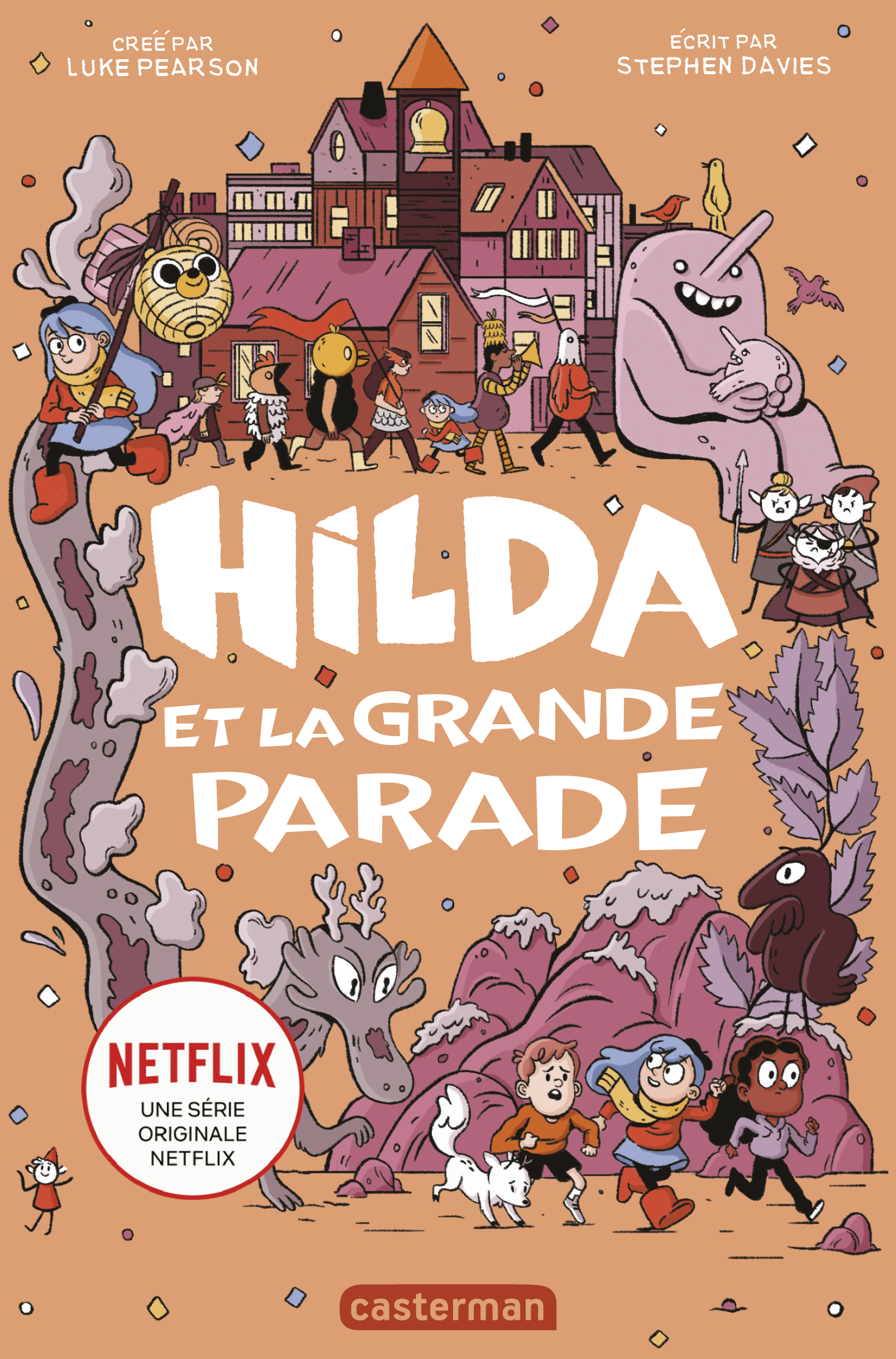 Hilda (Tome 2) - Hilda et la Grande Parade