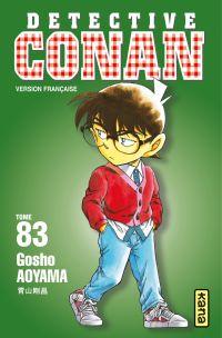 Détective Conan - Tome 83