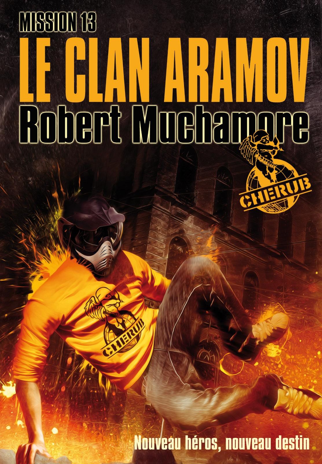 Cherub (Mission 13) - Le clan Aramov