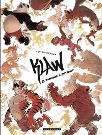 Klaw - tome 9 - Panique à D...