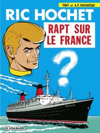 Ric Hochet - tome 6 - Rapt ...