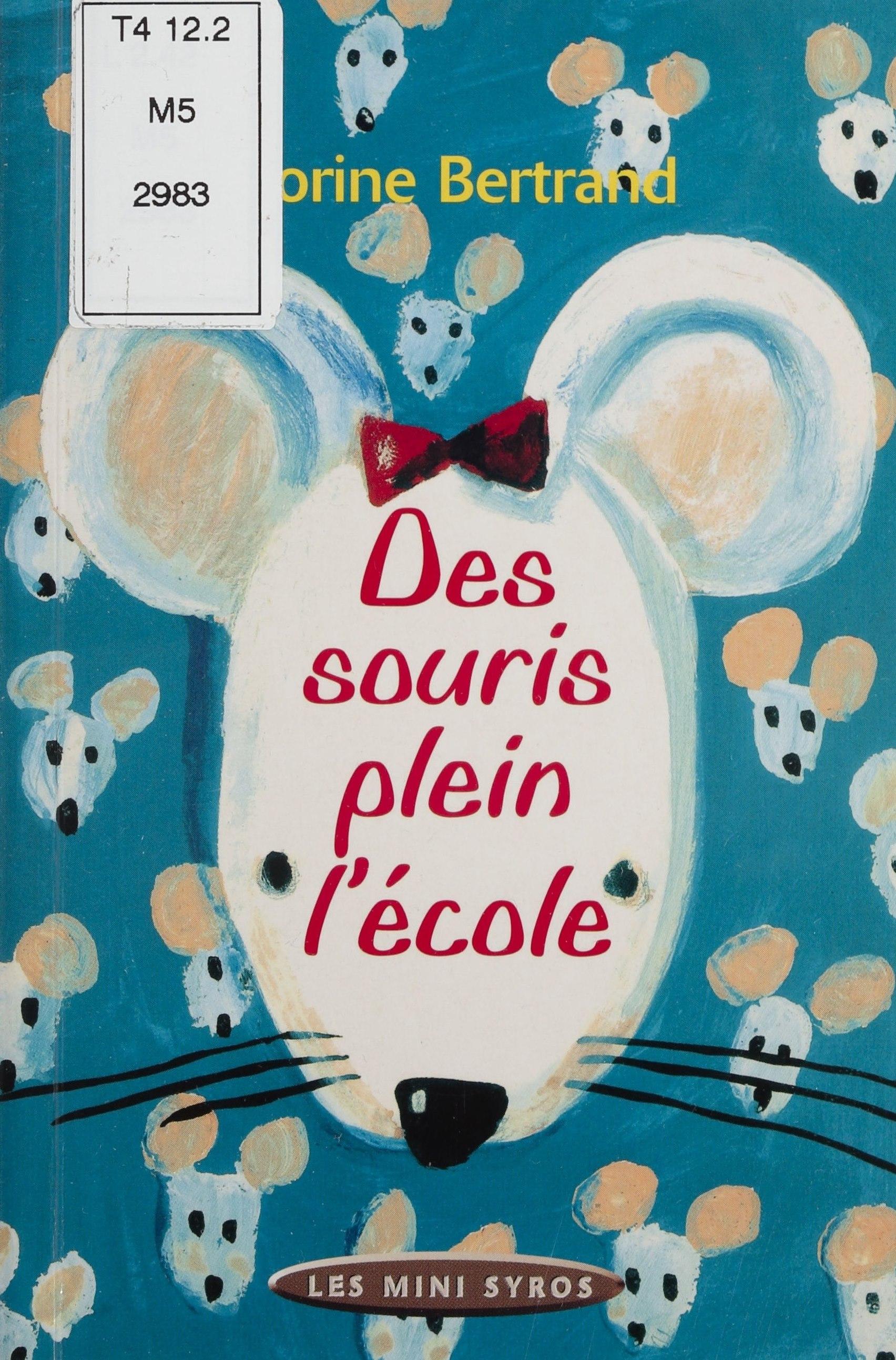 Des souris plein l'école