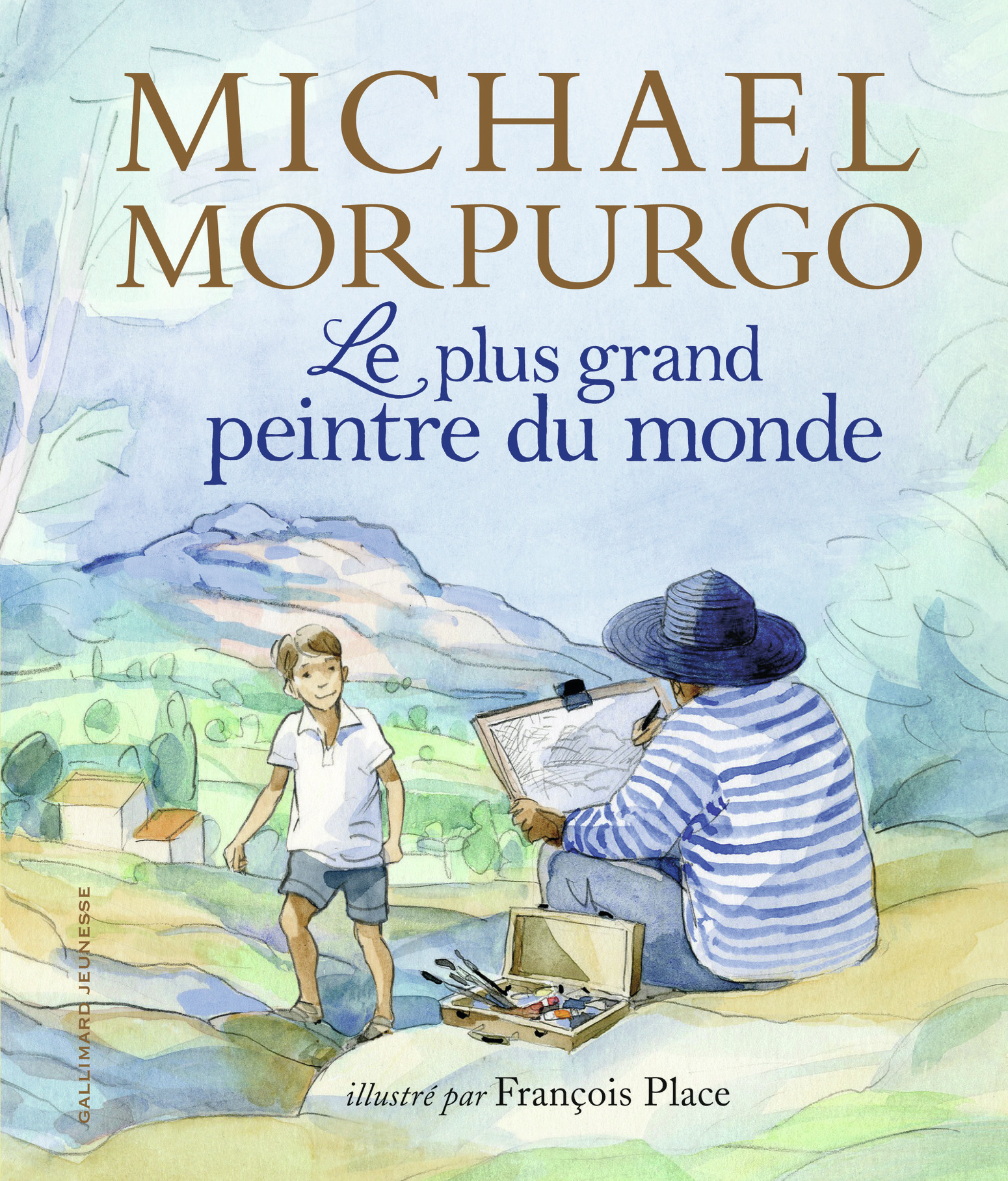 Le plus grand peintre du monde | Morpurgo, Michael