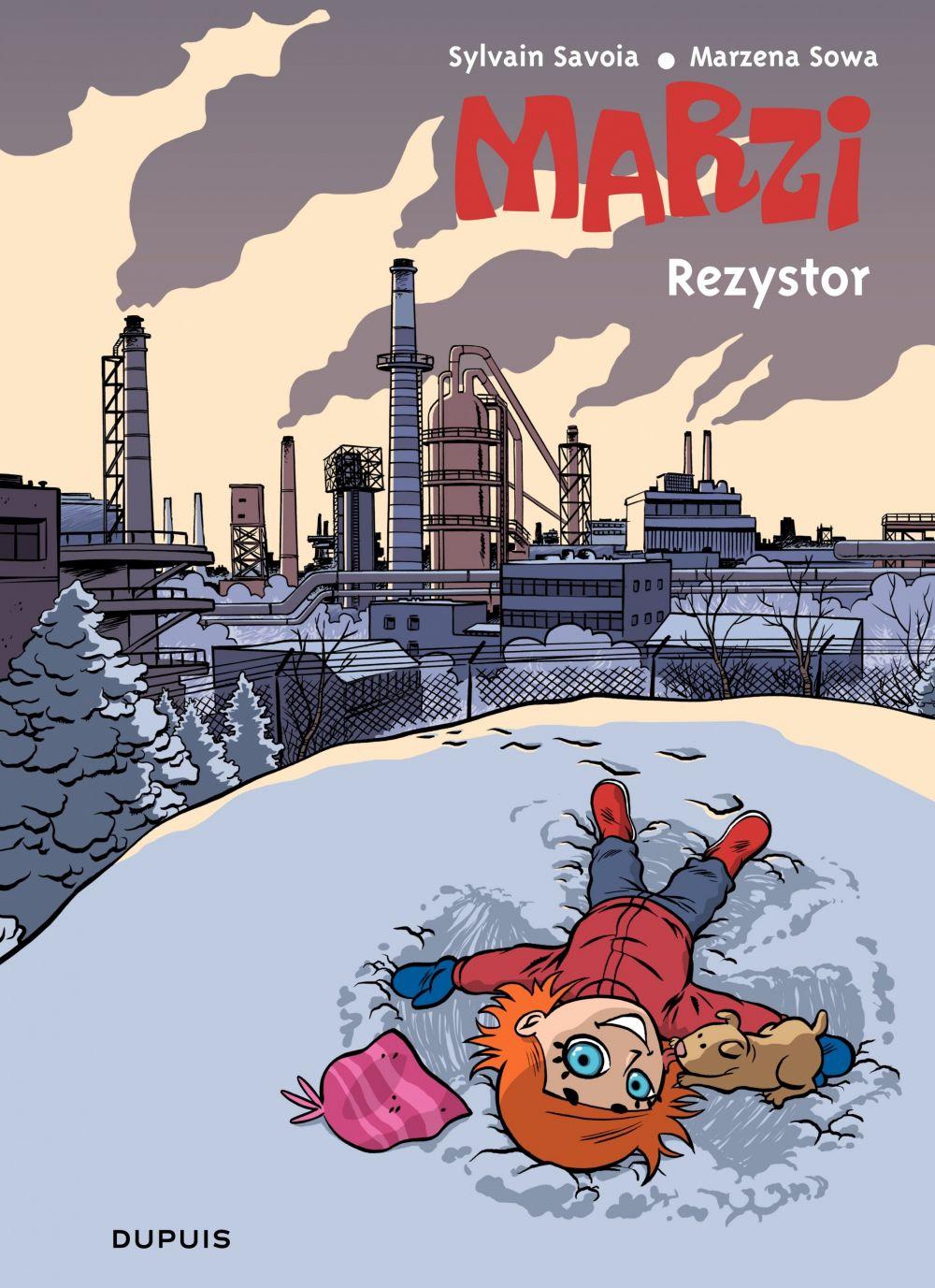 Marzi - Tome 3 - Rezystor | Sylvain Savoia, . Illustrateur