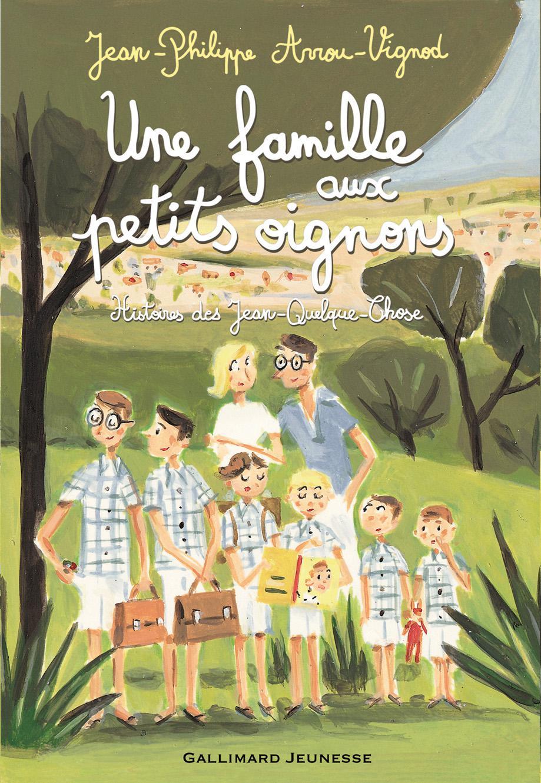 Une famille aux petits oignons