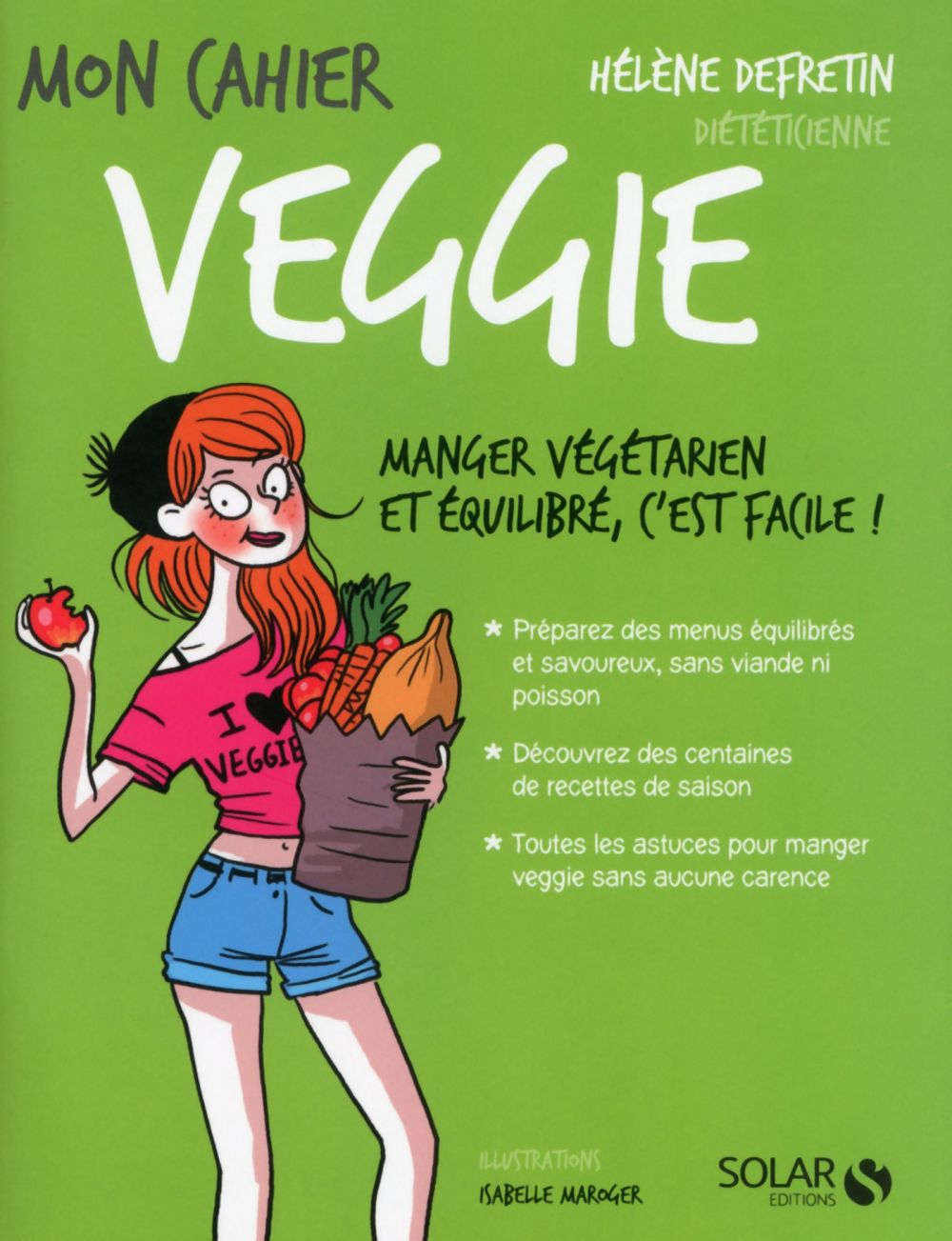 Mon cahier Veggie |