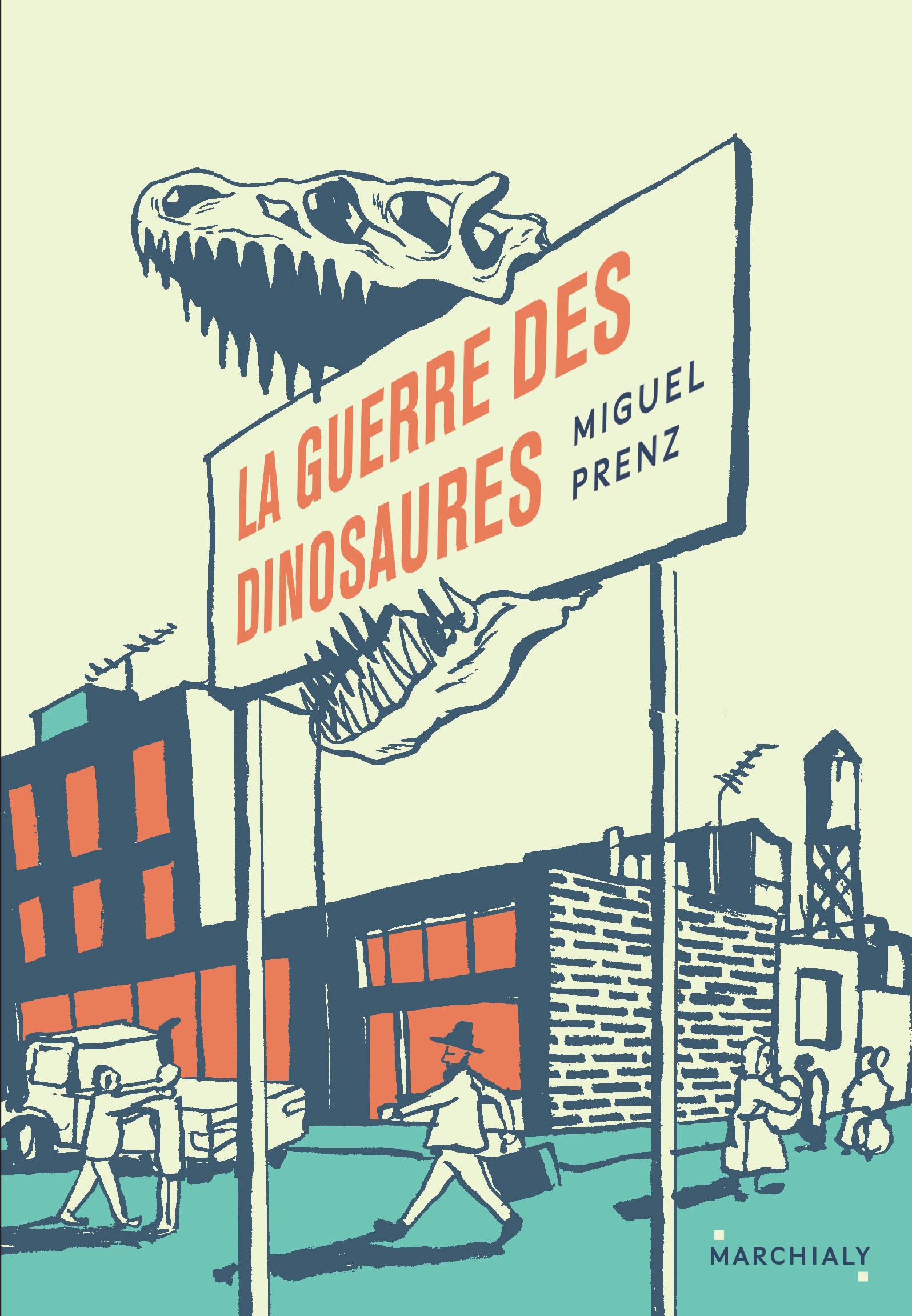 La Guerre des dinosaures