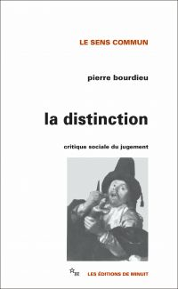 La Distinction | Bourdieu, Pierre