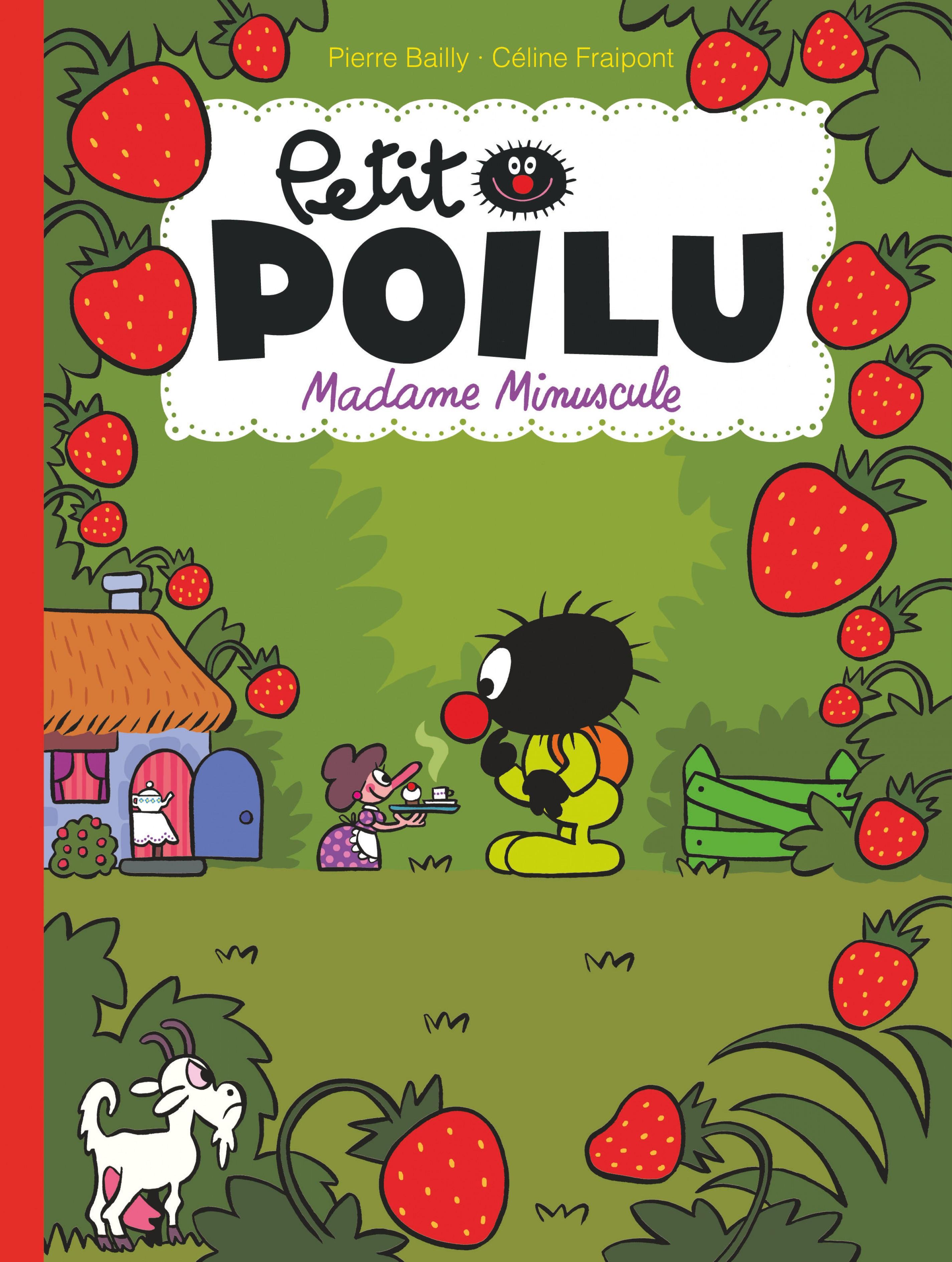 Petit Poilu - Tome 20 - Madame Minuscule