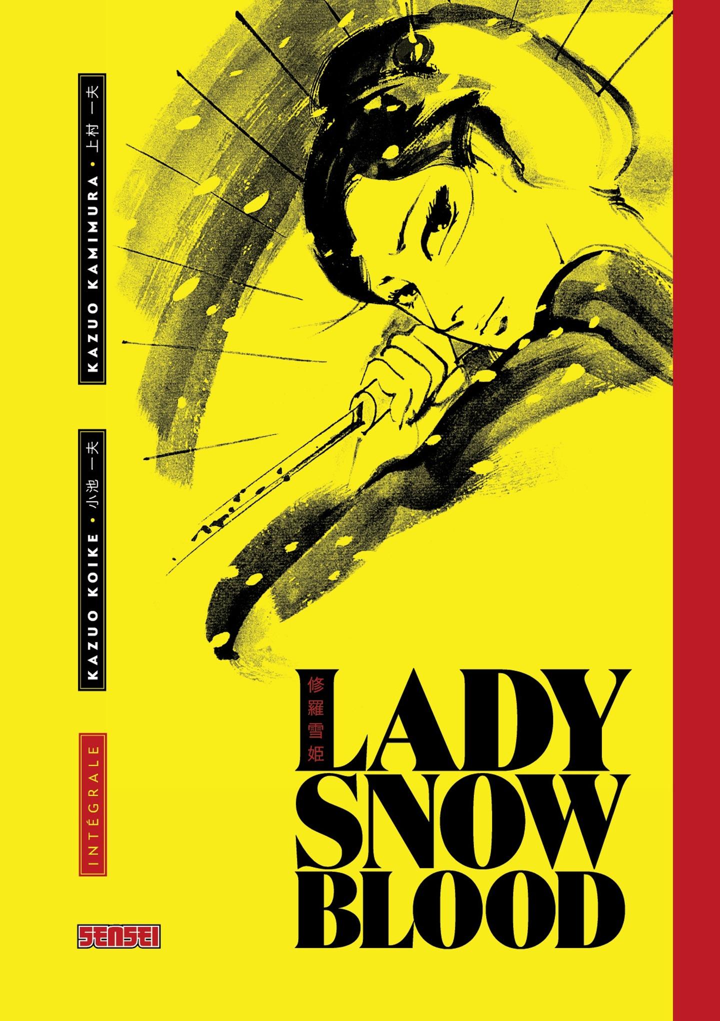 Lady Snowblood intégrale, t...