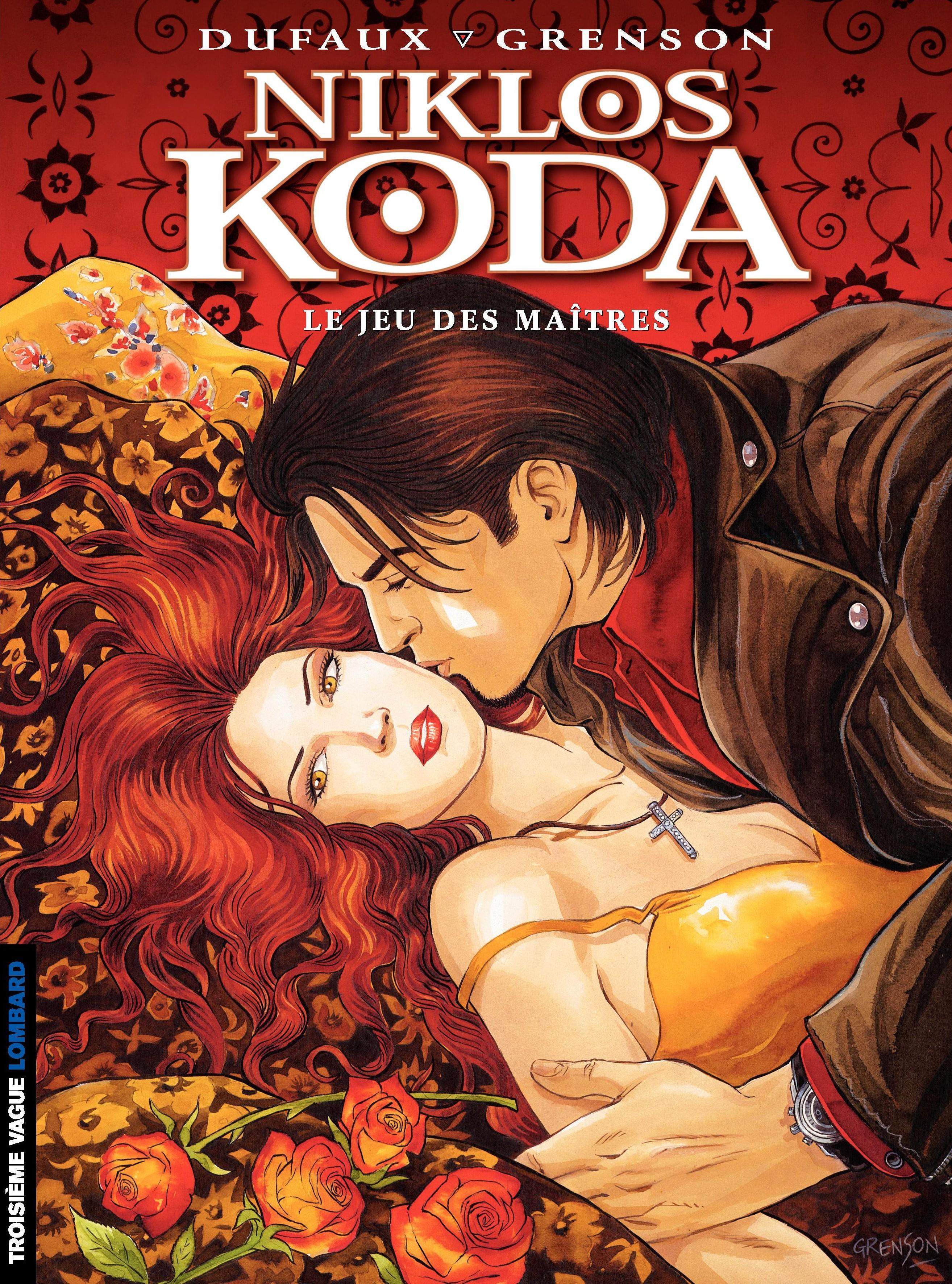 Niklos Koda – tome 8 - Le Jeu des Maîtres
