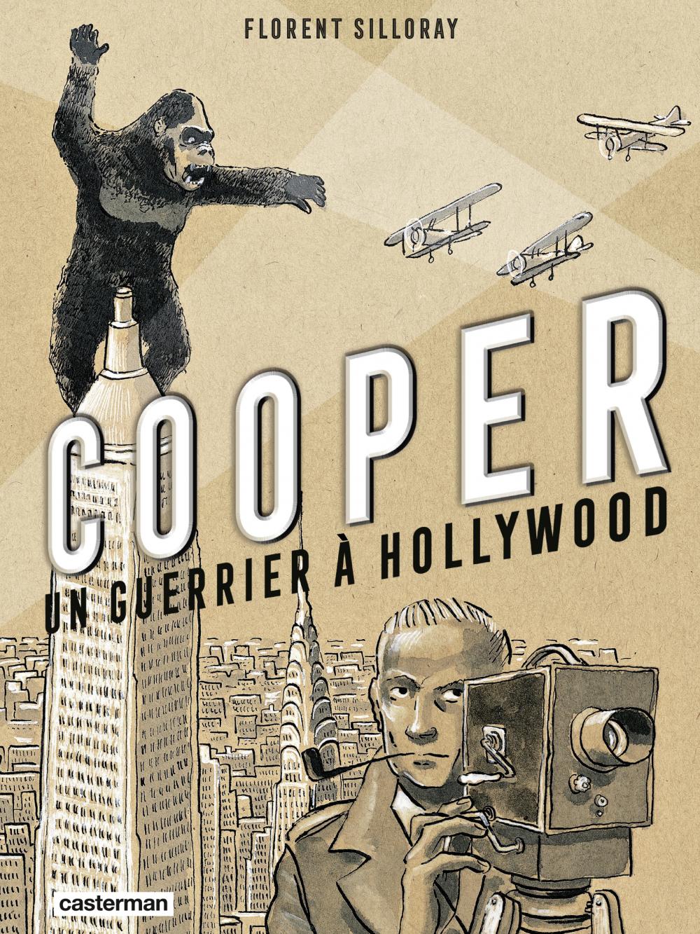Cooper, un guerrier à Hollywood | Silloray, Florent (1971-....). Auteur