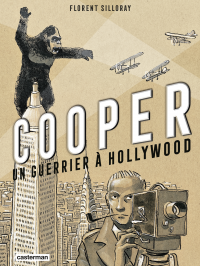Image de couverture (Cooper, un guerrier à Hollywood)