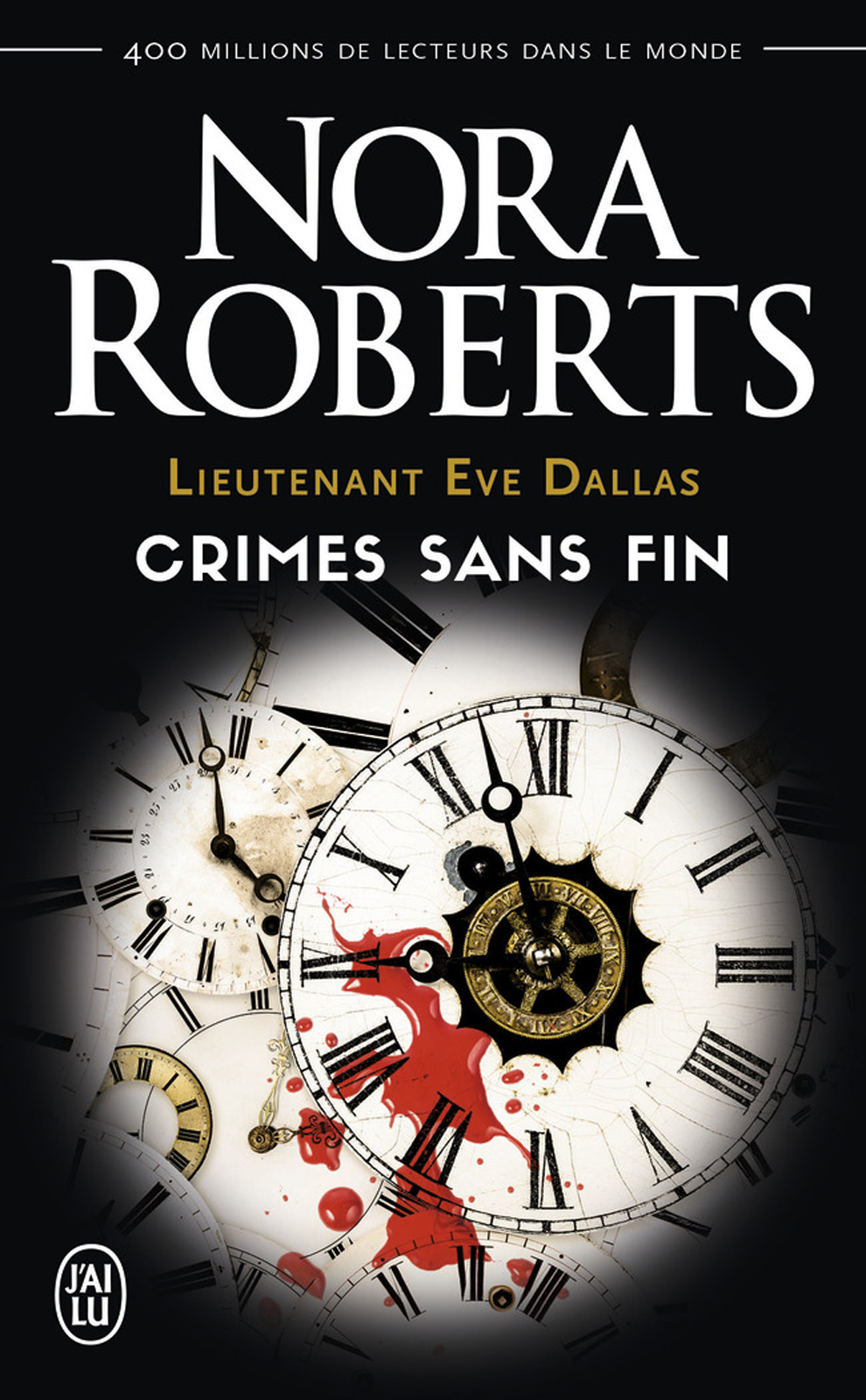 Lieutenant Eve Dallas (Tomes 24.5 et 27.5 et 29.5) - Crimes sans fin