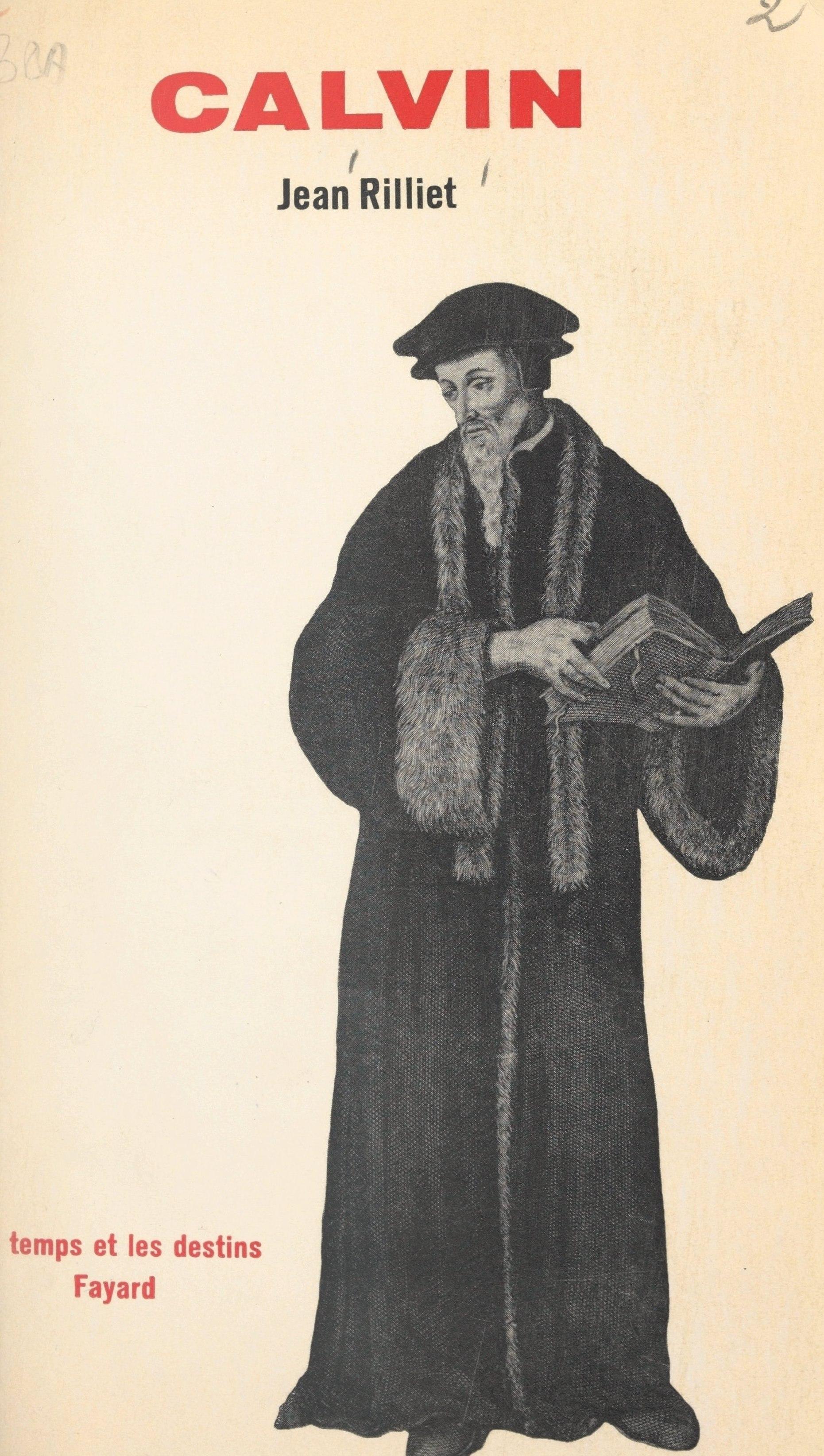 Calvin, 1509-1564