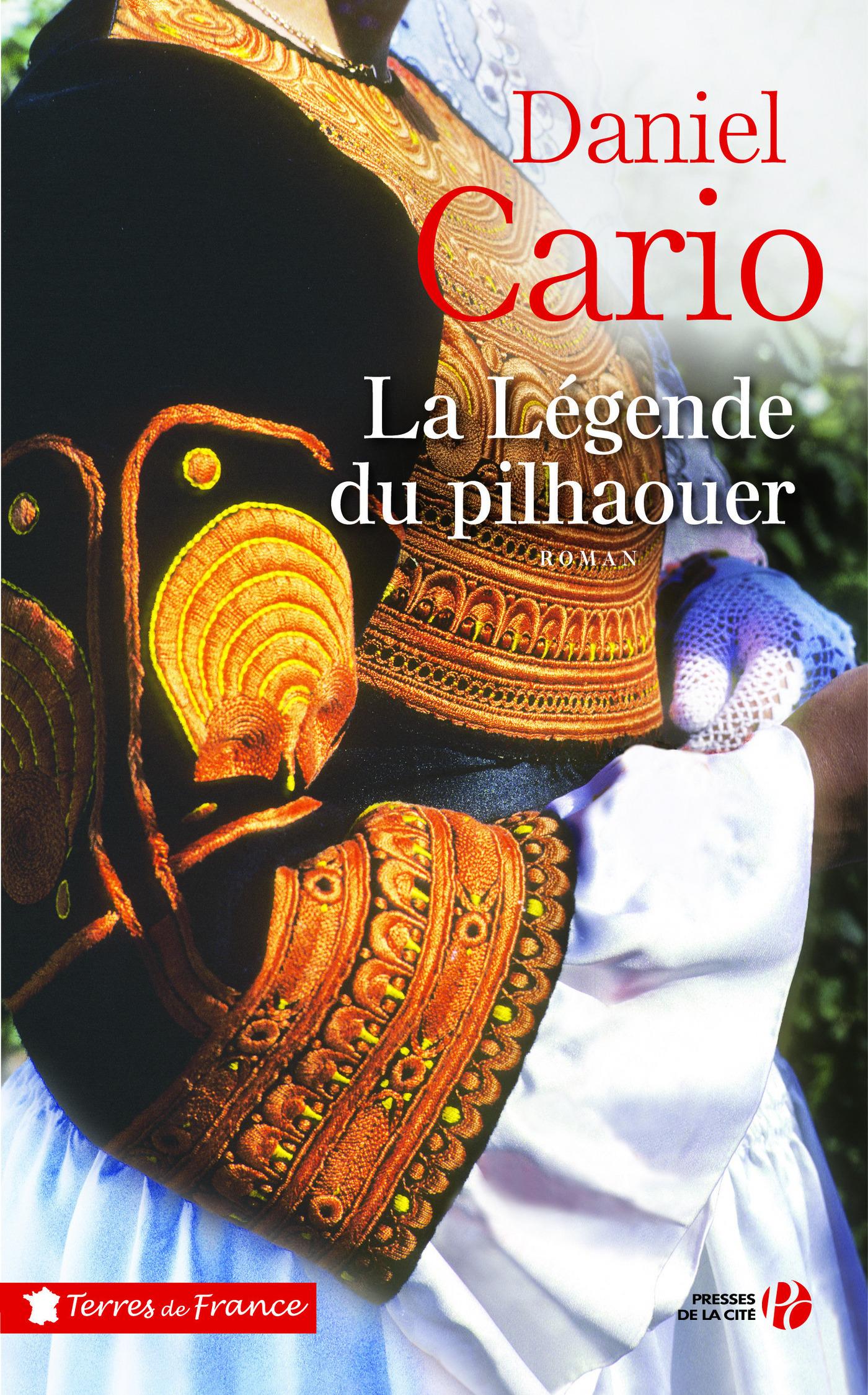 La légende du pilhauer | CARIO, Daniel