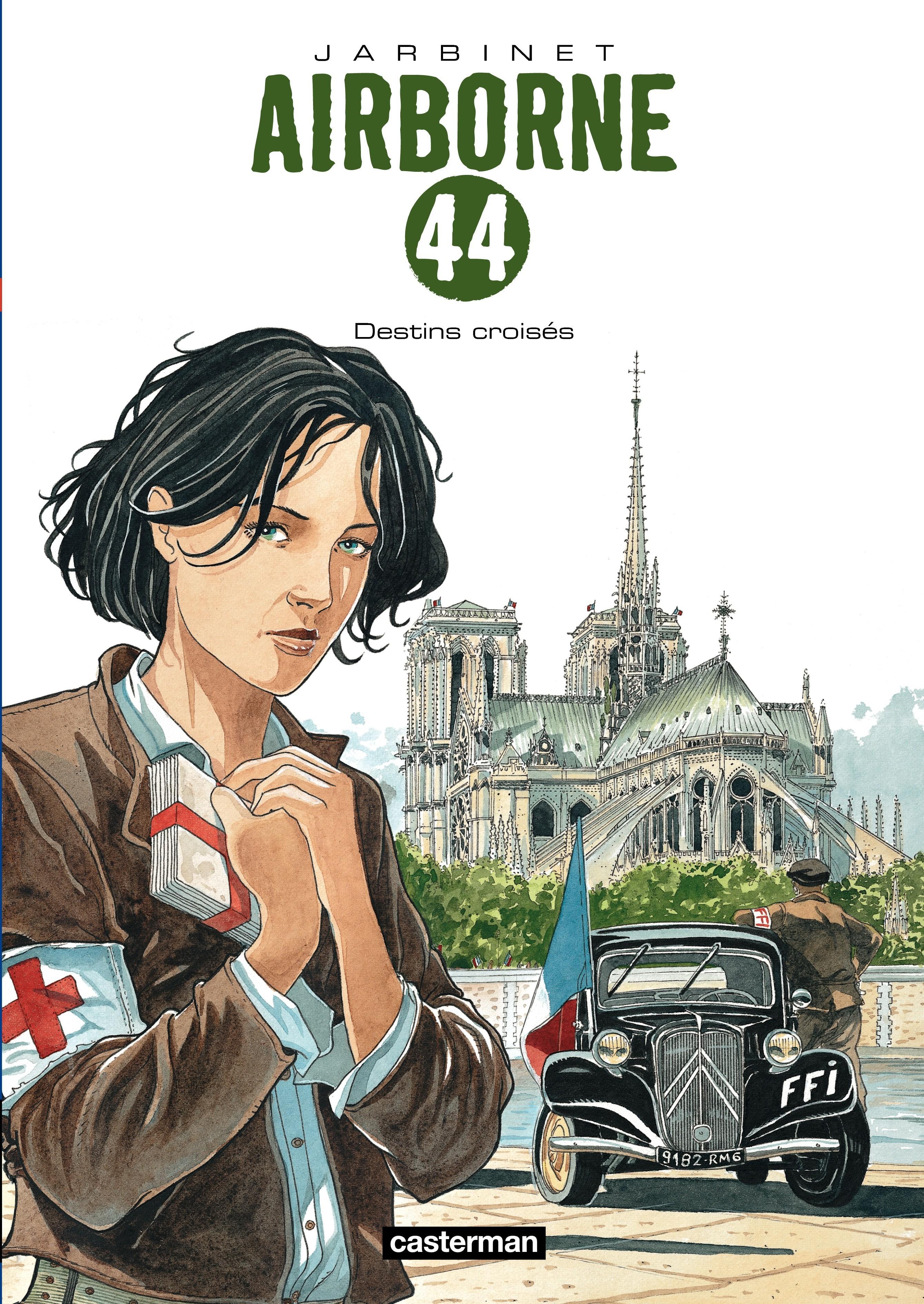 Airborne 44 (Tome 4) - Destins crois?s