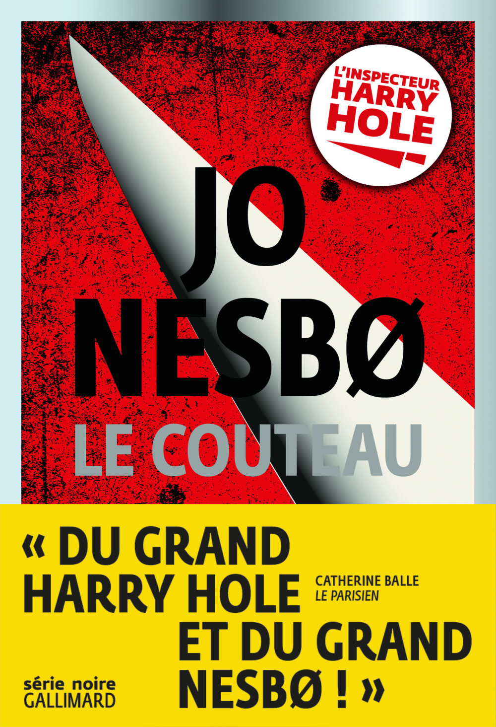 Le couteau | Nesbo, Jo. Auteur