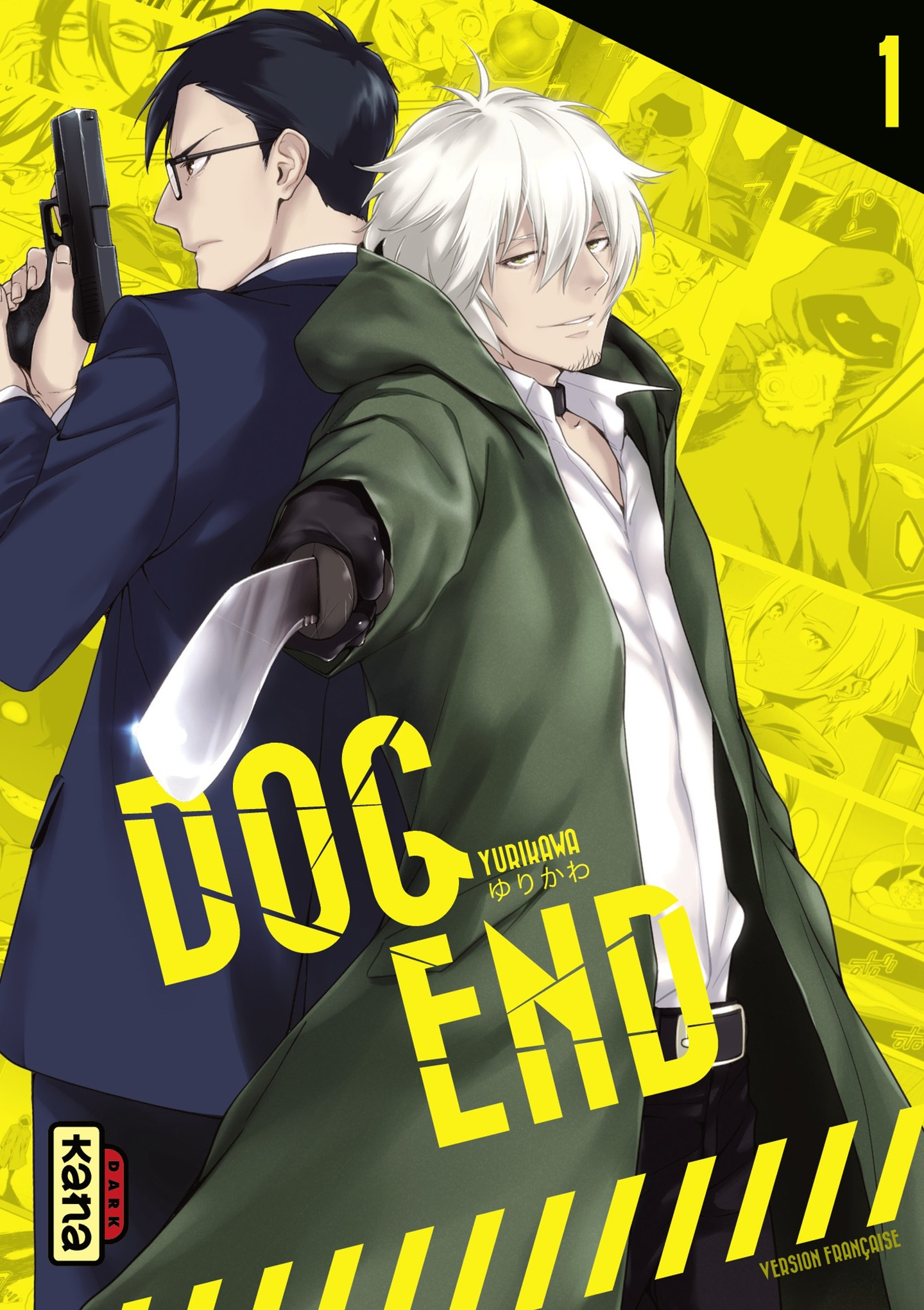 Dog End, tome 1