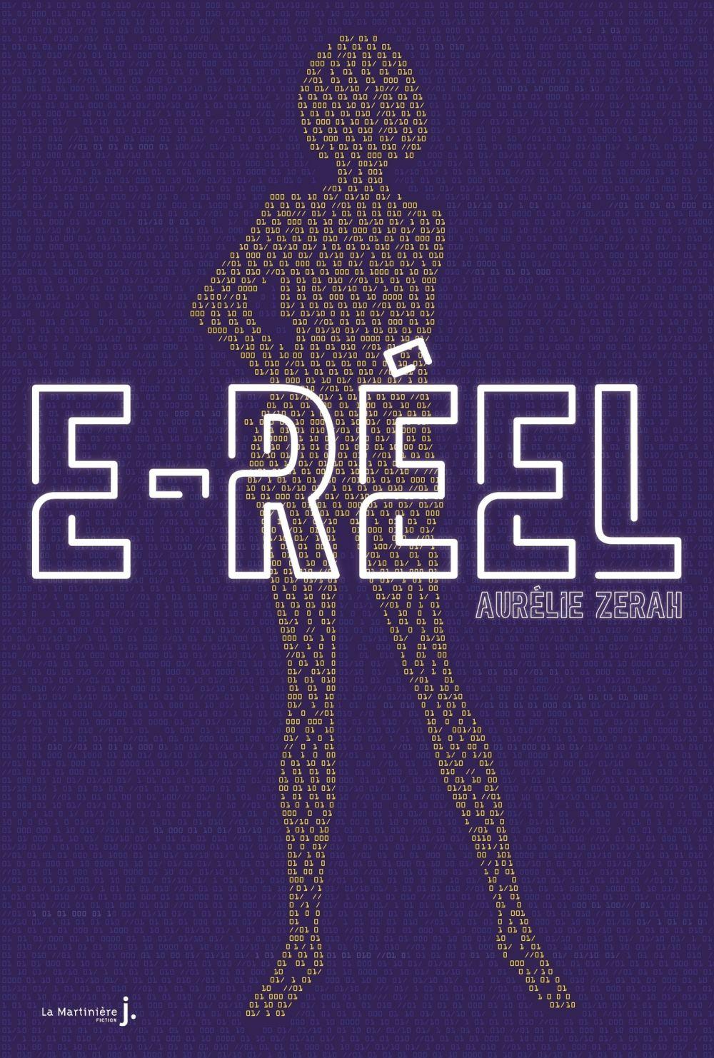 E-réel | Zerah, Aurelie. Auteur