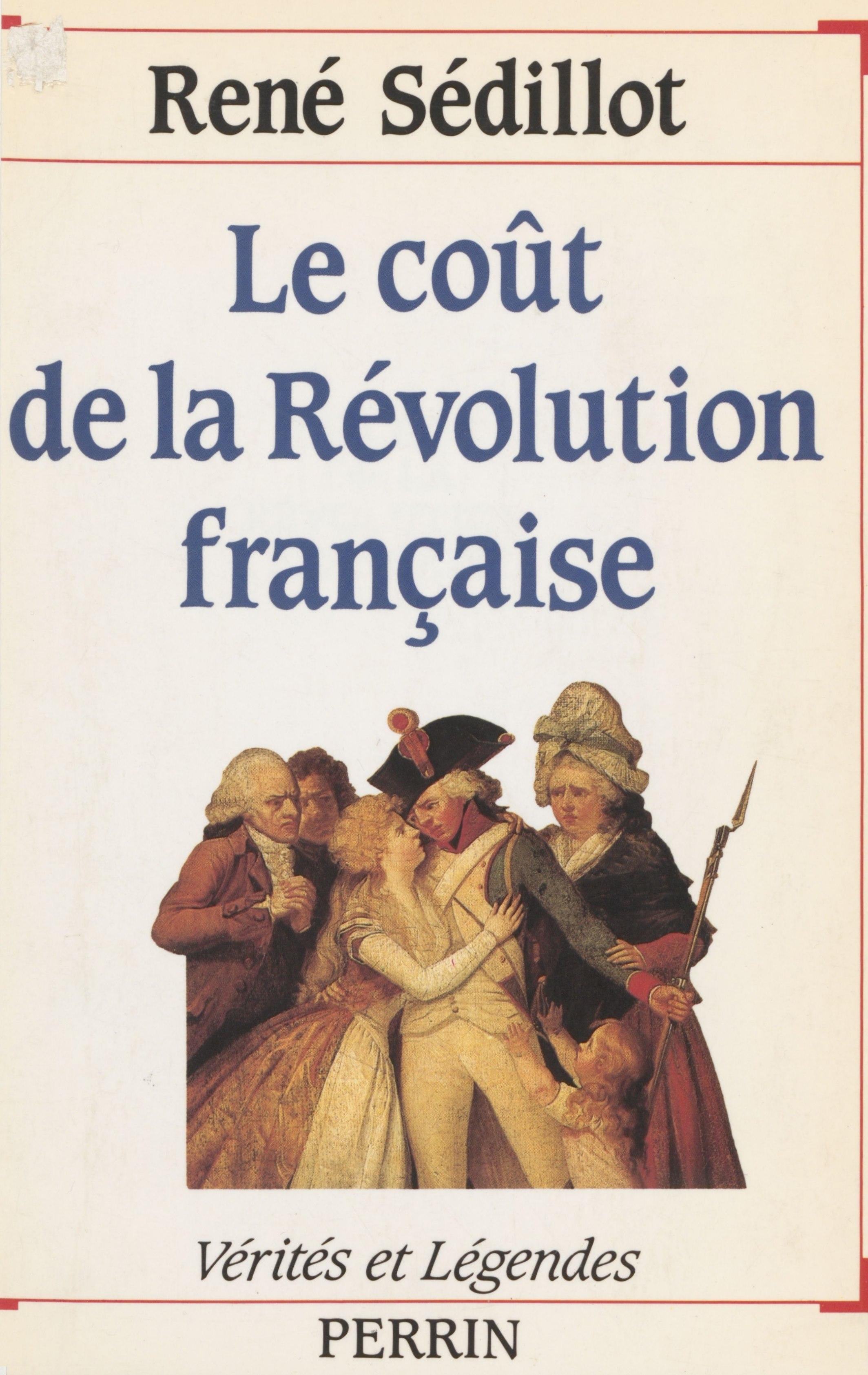 Le Coût de la Révolution fr...