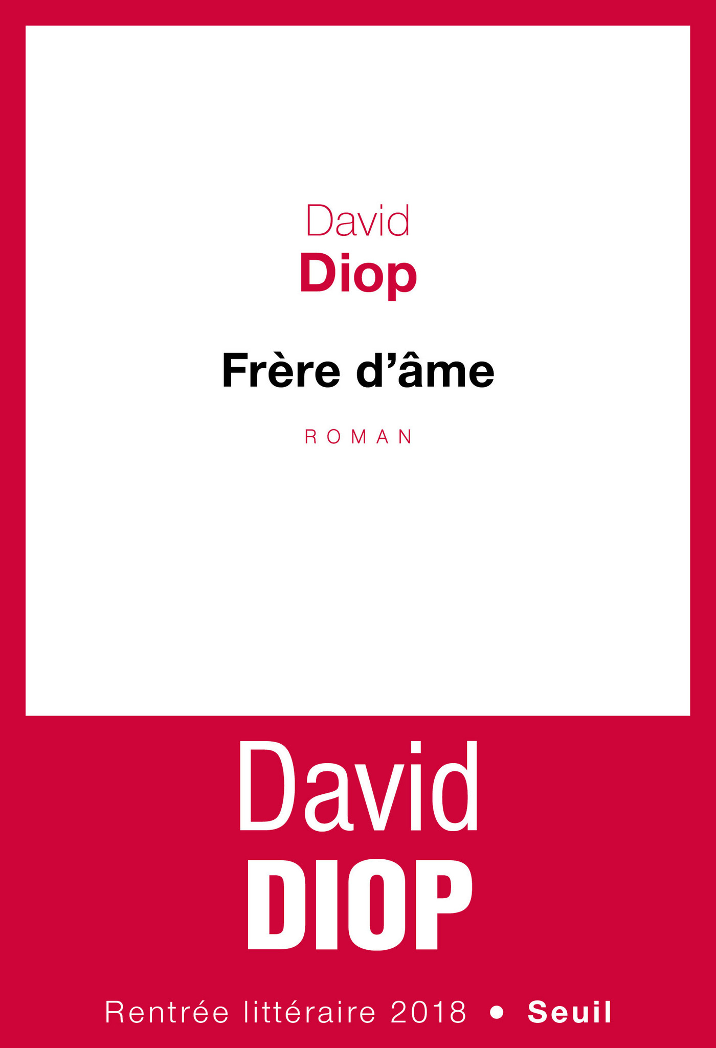 Frère d'âme | Diop, David