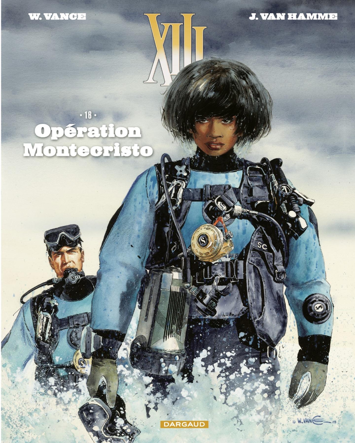 XIII  - tome 16 - Opération...
