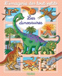 Cover image (Les dinosaures)
