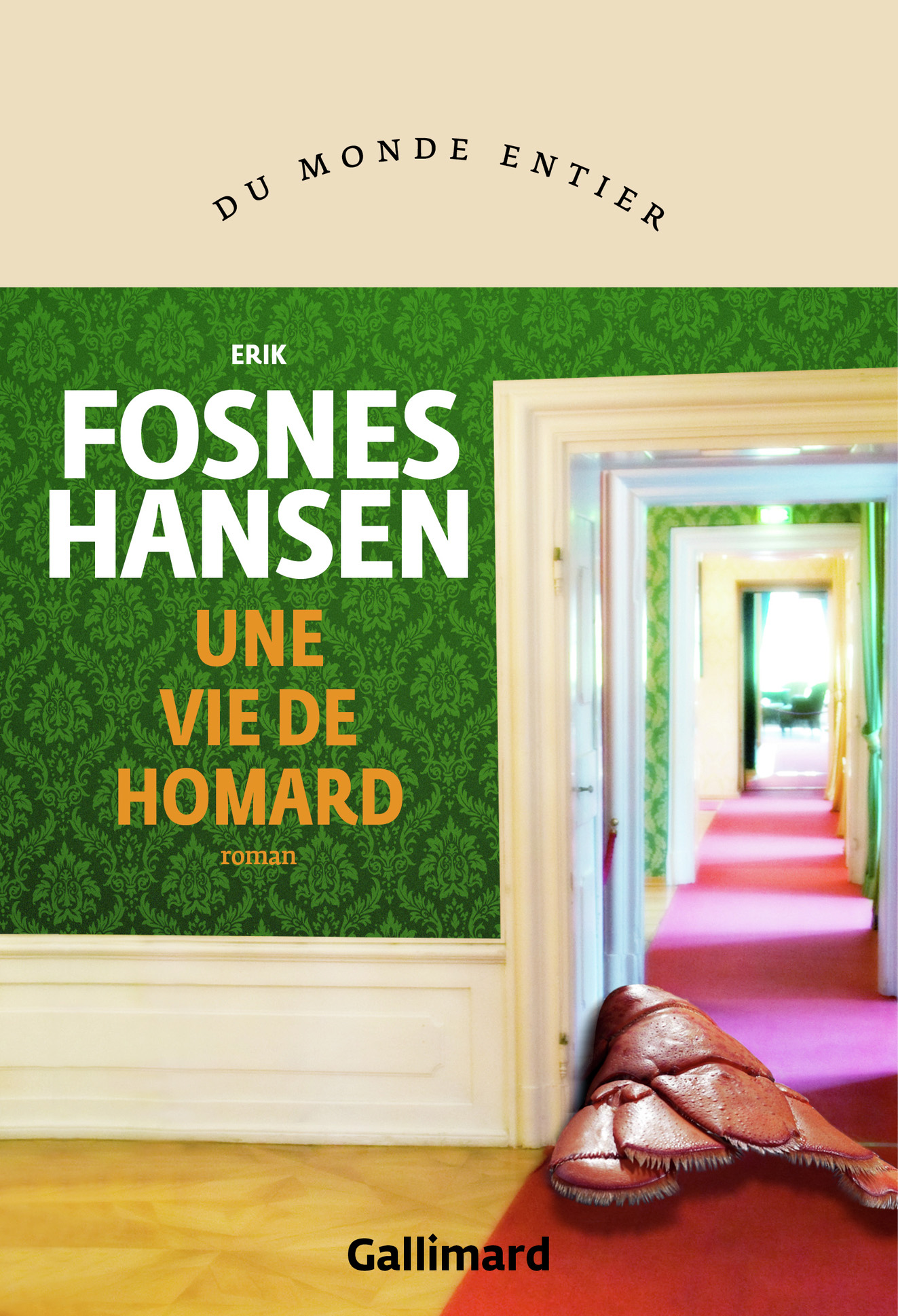 Une vie de homard | Hansen, Erik Fosnes
