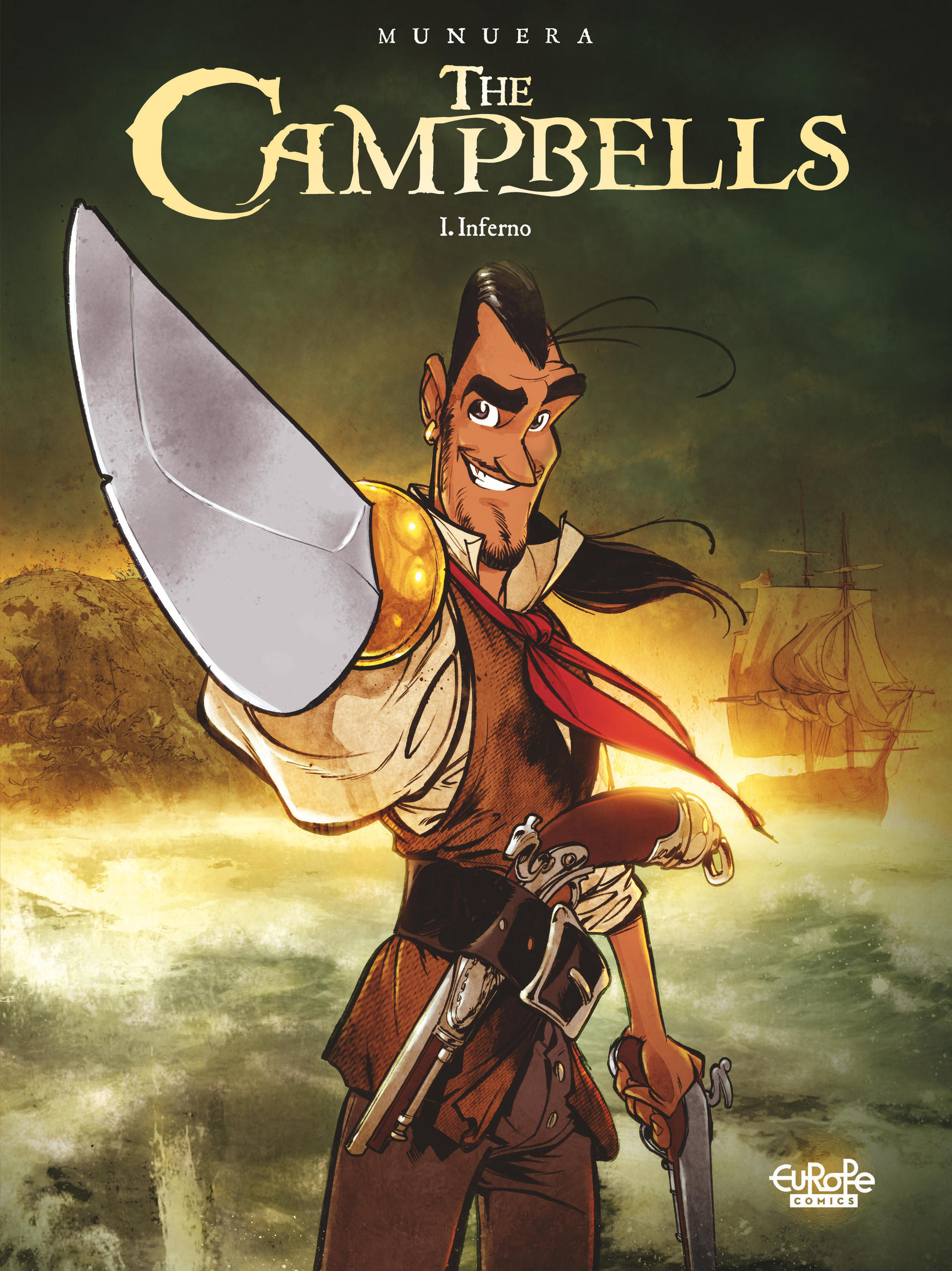 Les Campbell - Tome 1 - 1. ...