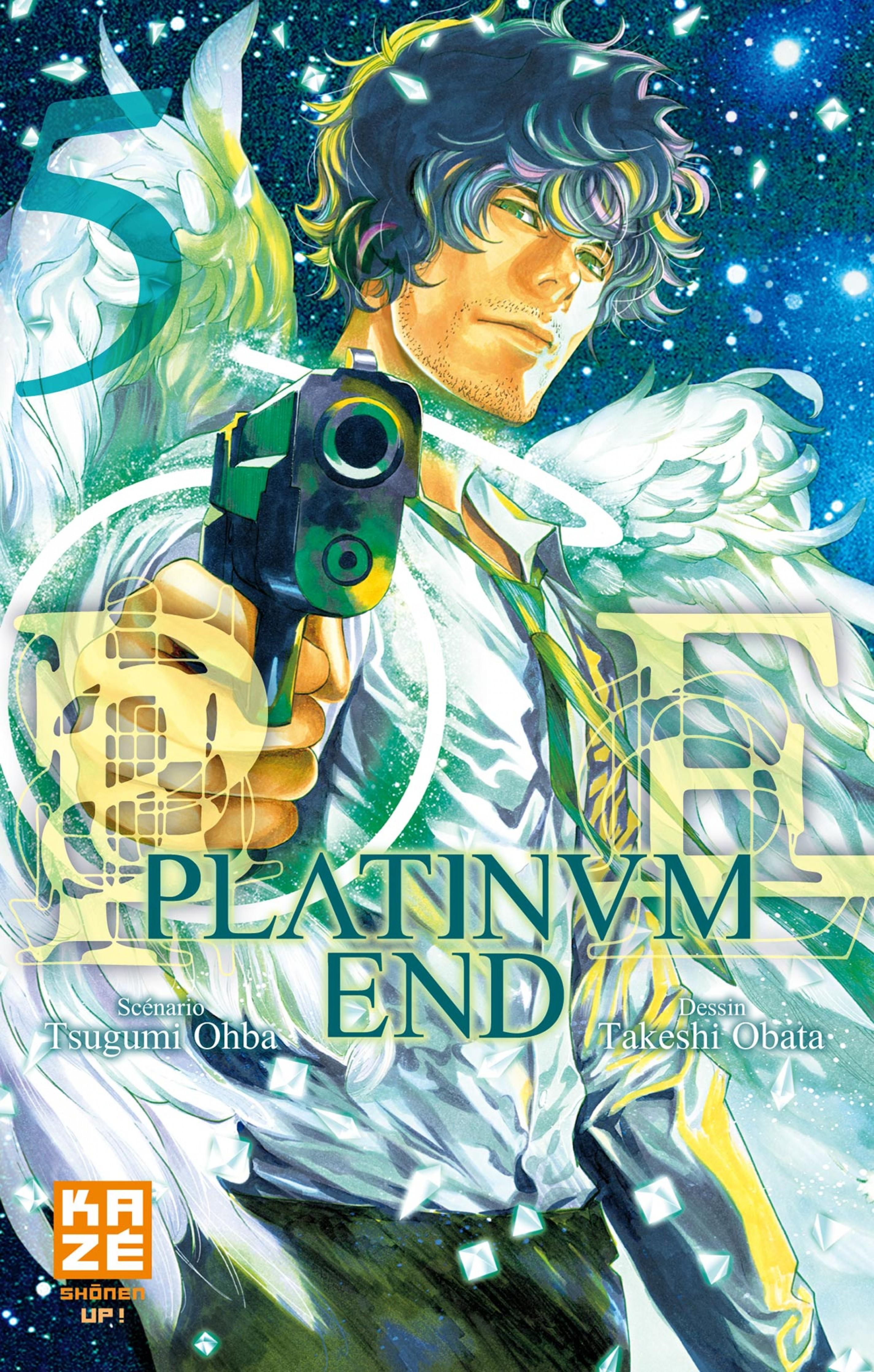 Platinum End - Tome 5 - Pla...