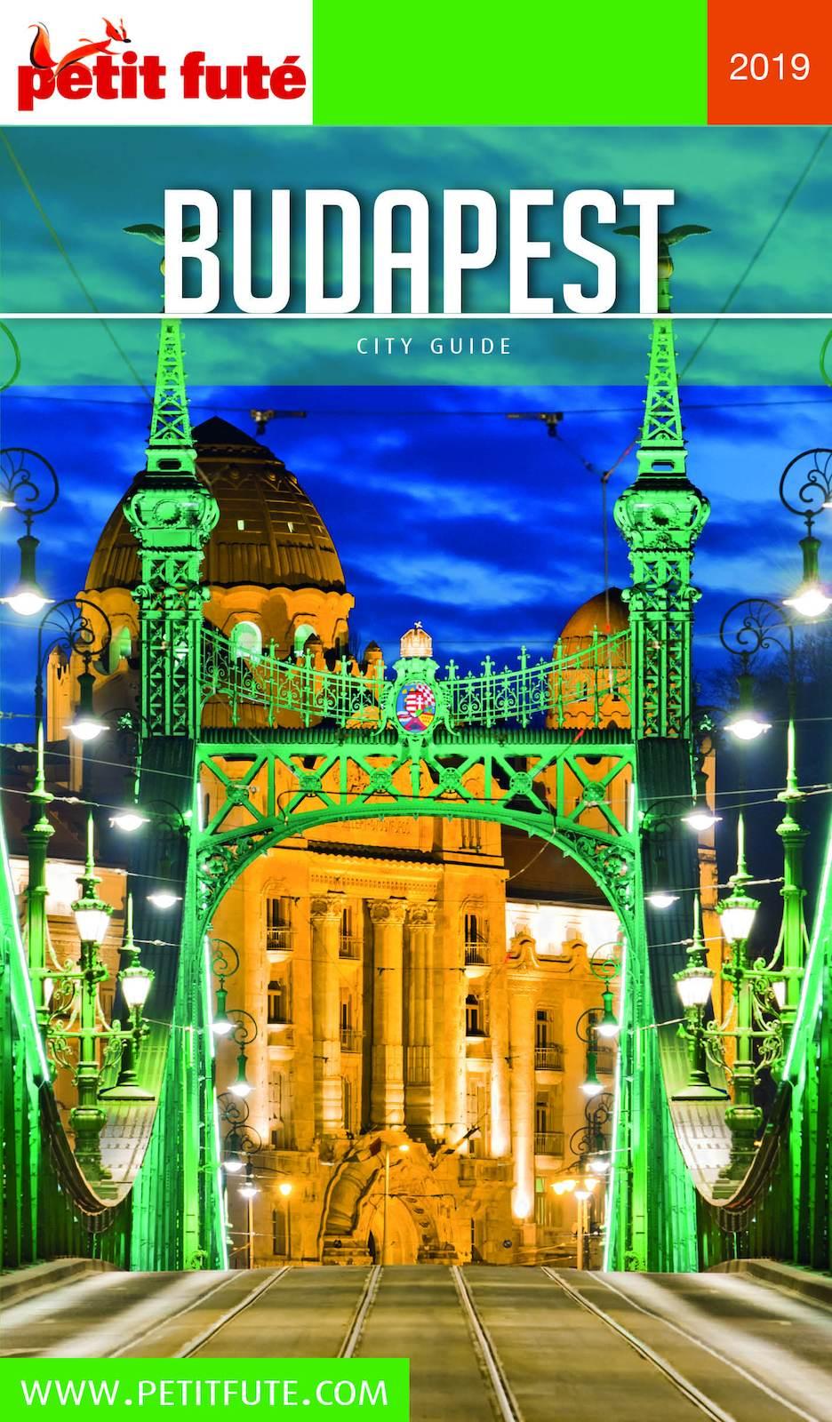BUDAPEST 2019 Petit Futé
