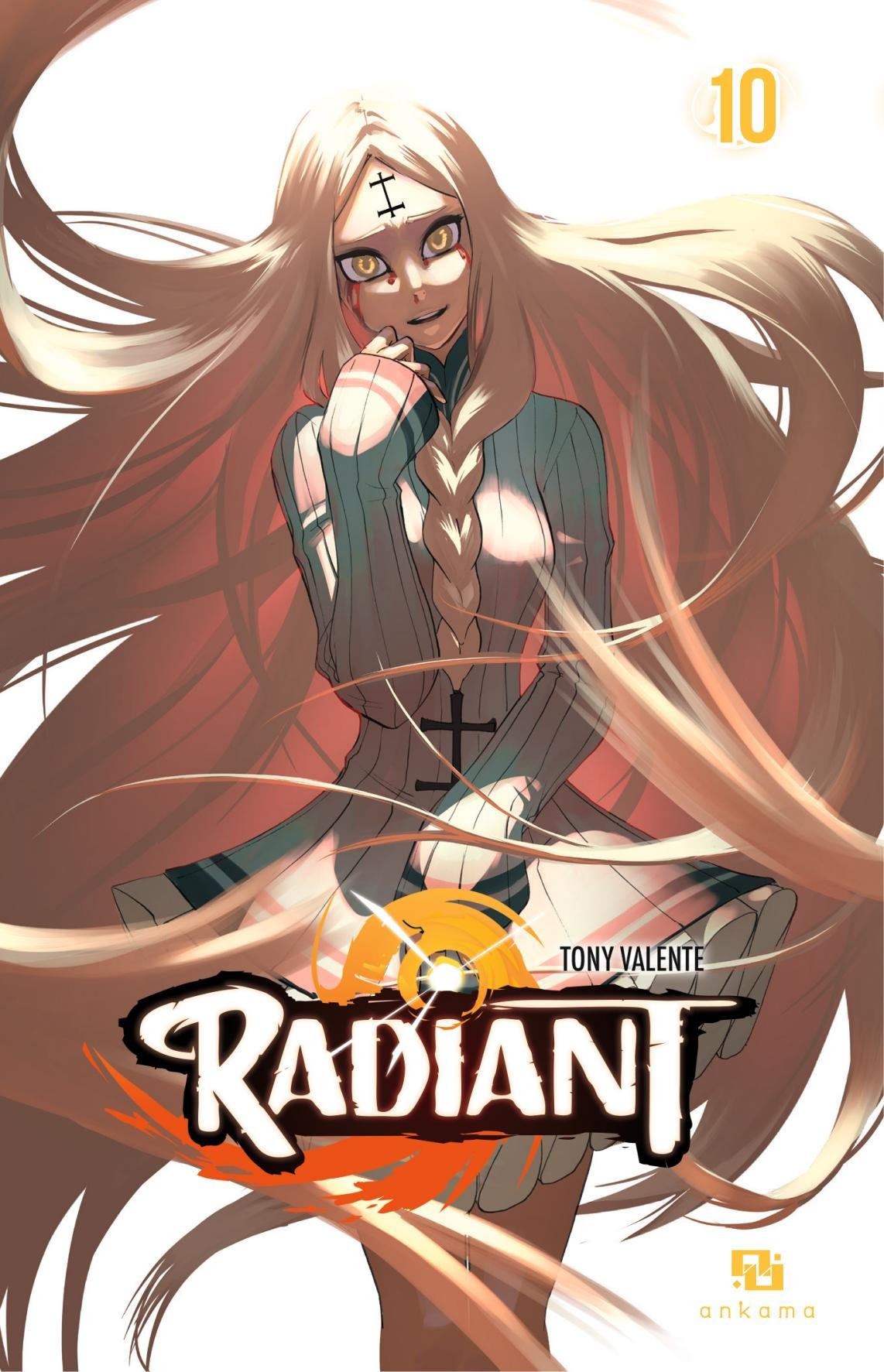 Radiant Tome 10