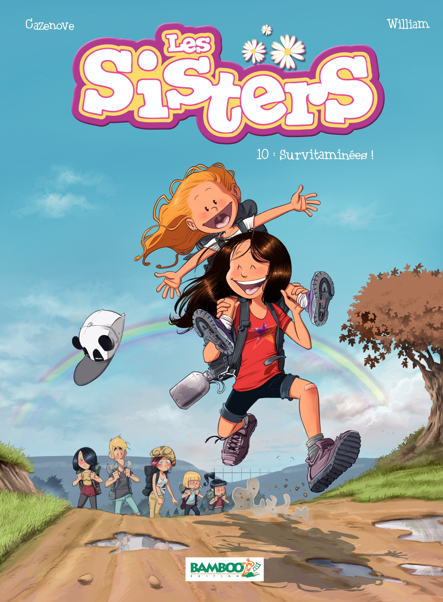 LES SISTERS - TOME 10 - SURVITAMINEES !