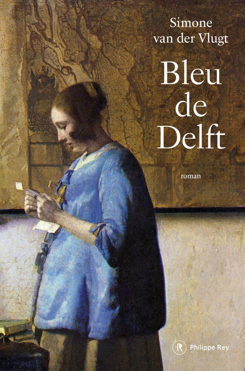 Bleu de Delft | Vlugt, Simone van der (1966-....). Auteur